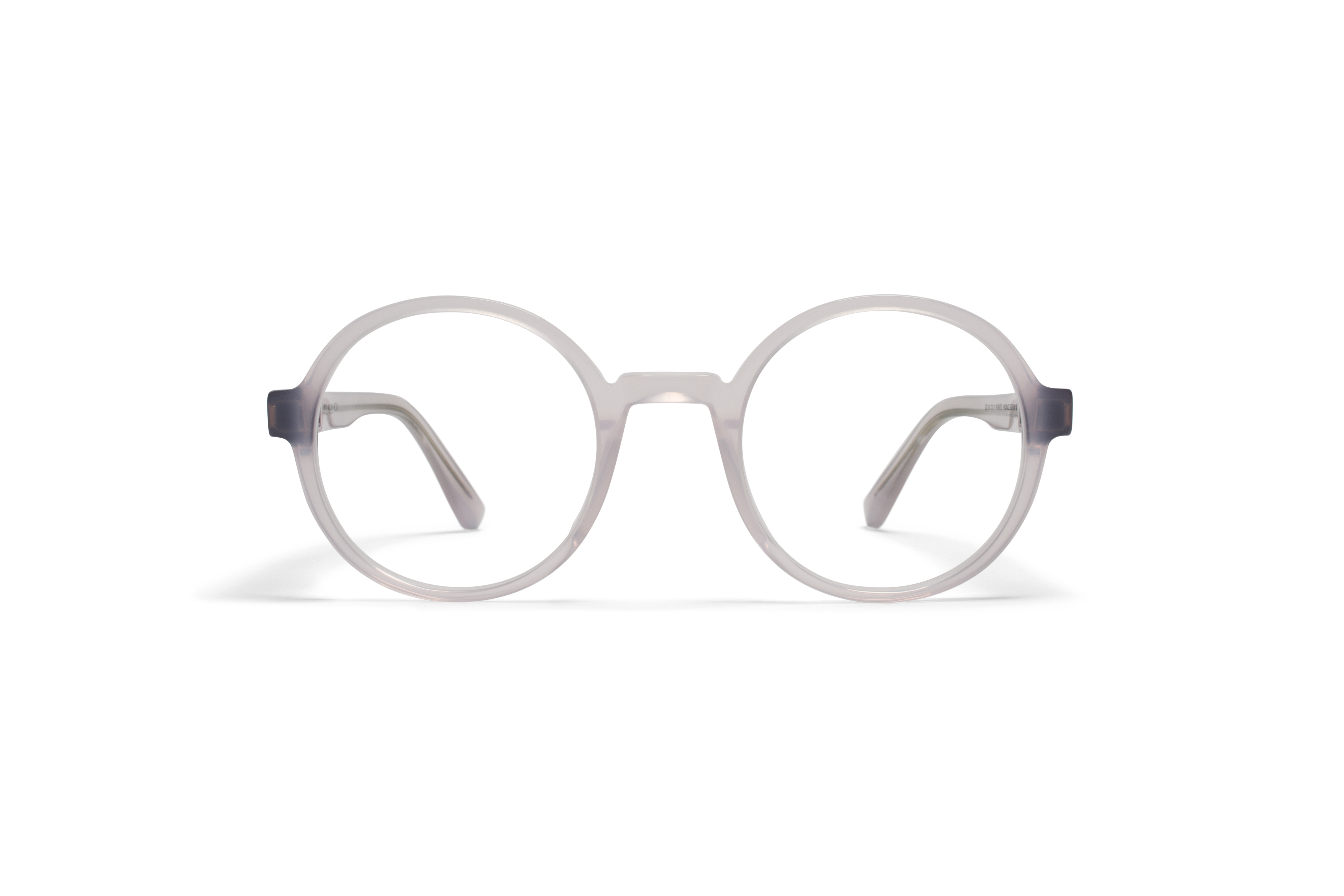 MYKITA No2 Rx Lex Coconut Water Clear
