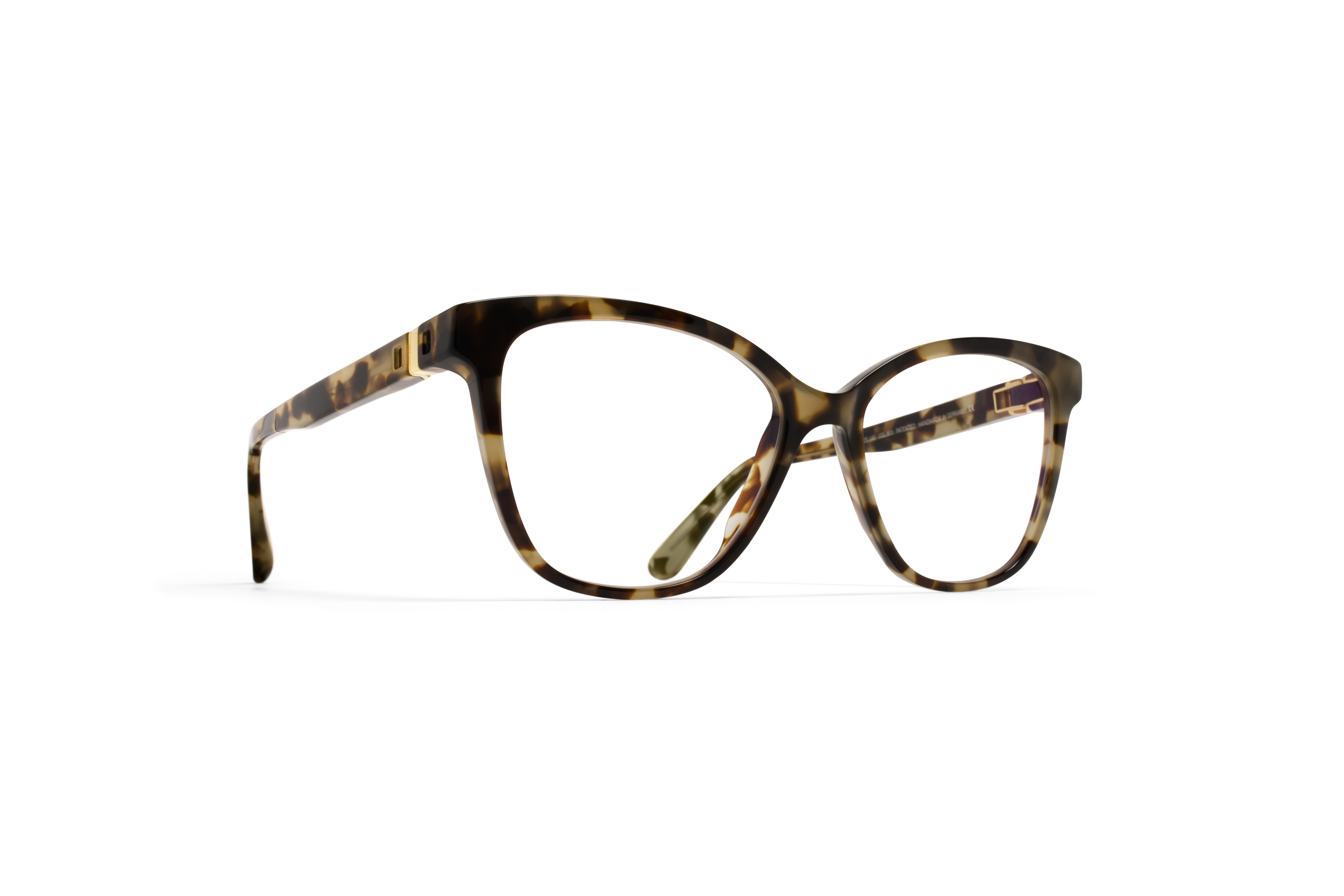MYKITA No2 Rx Marina Chocolate Chips Clear
