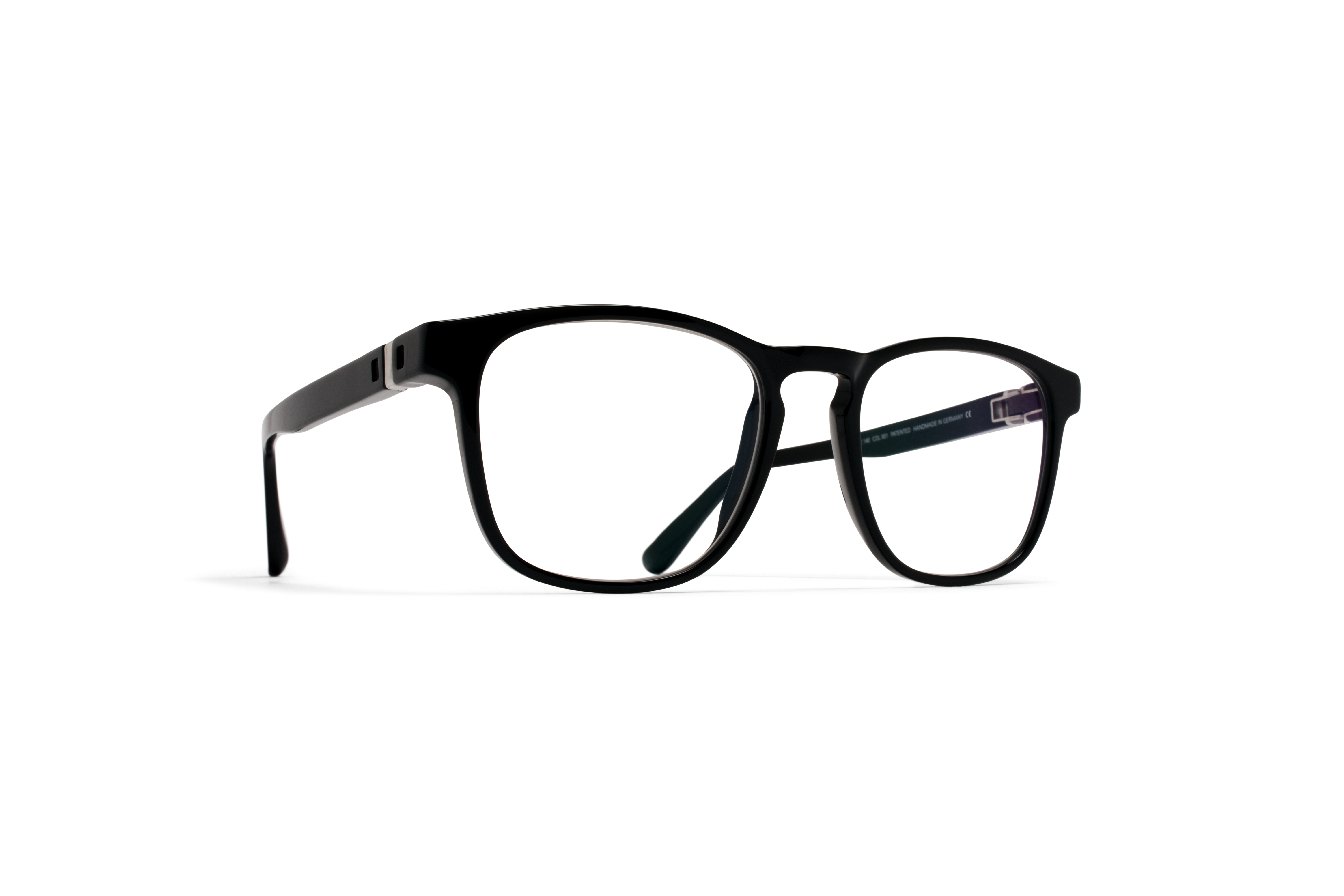 MYKITA No2 Rx Ruben Black Clear