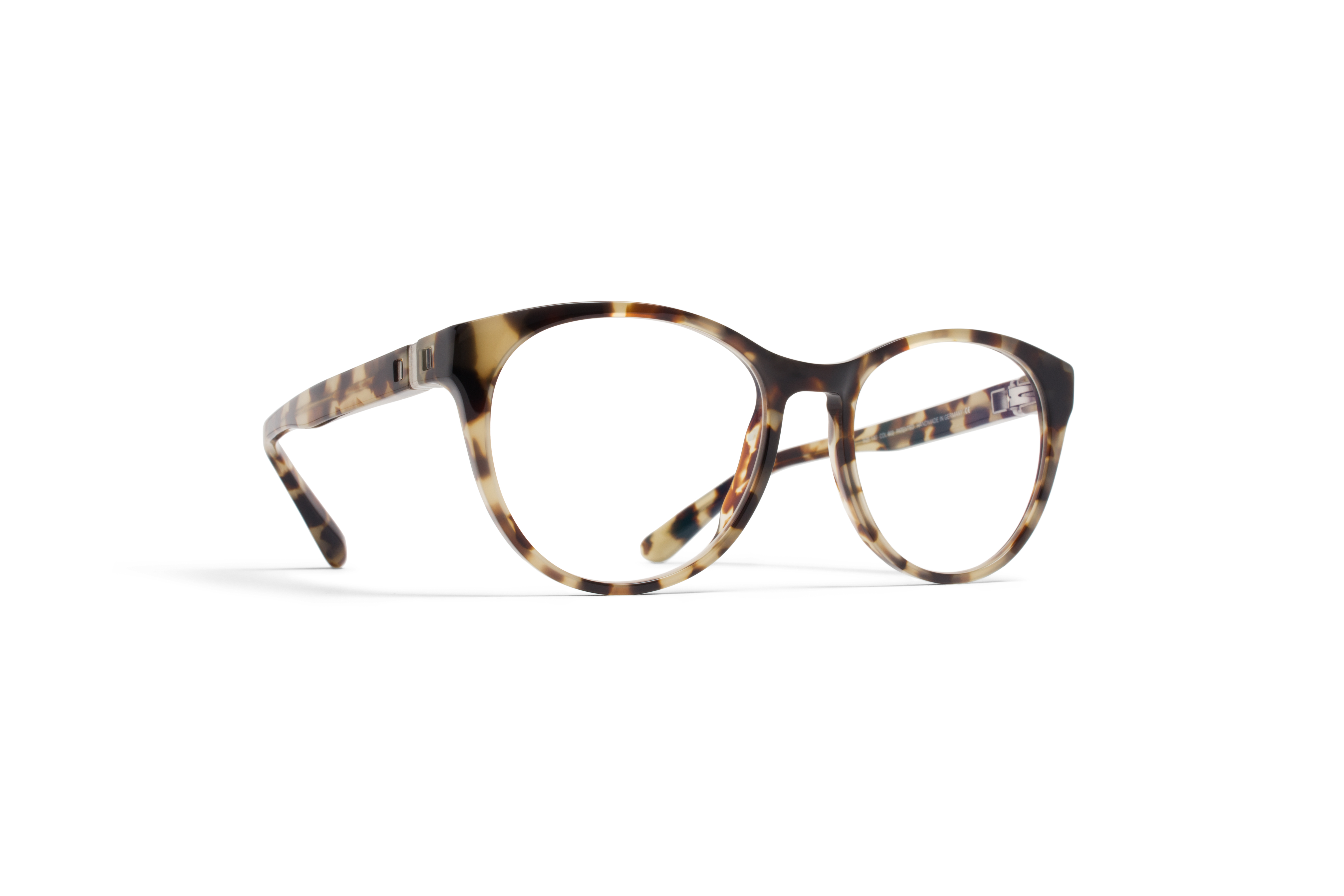 MYKITA No2 Rx Teresa Chocolate Chips Clear