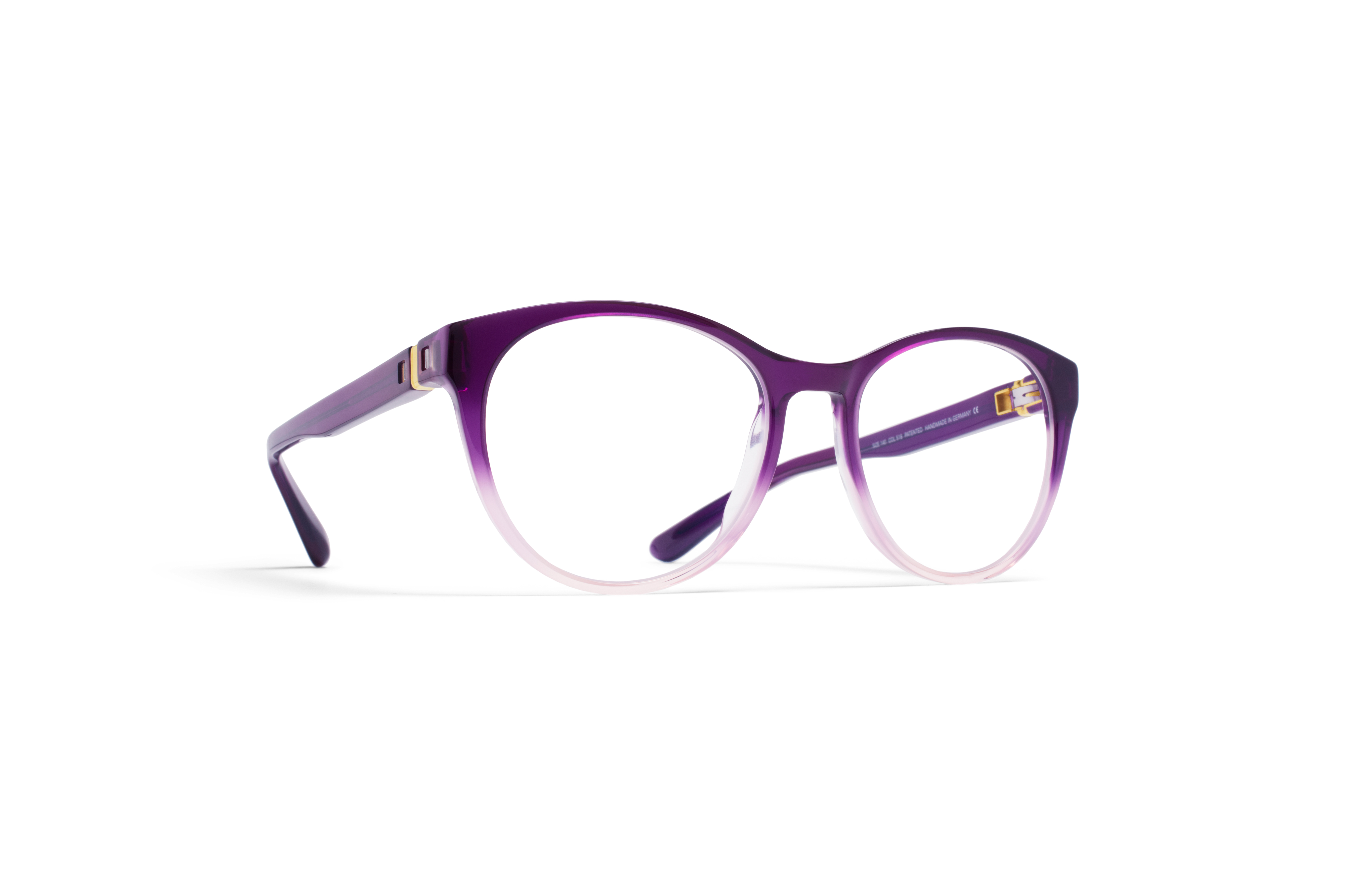 MYKITA No2 Rx Teresa Purple Progress Clear
