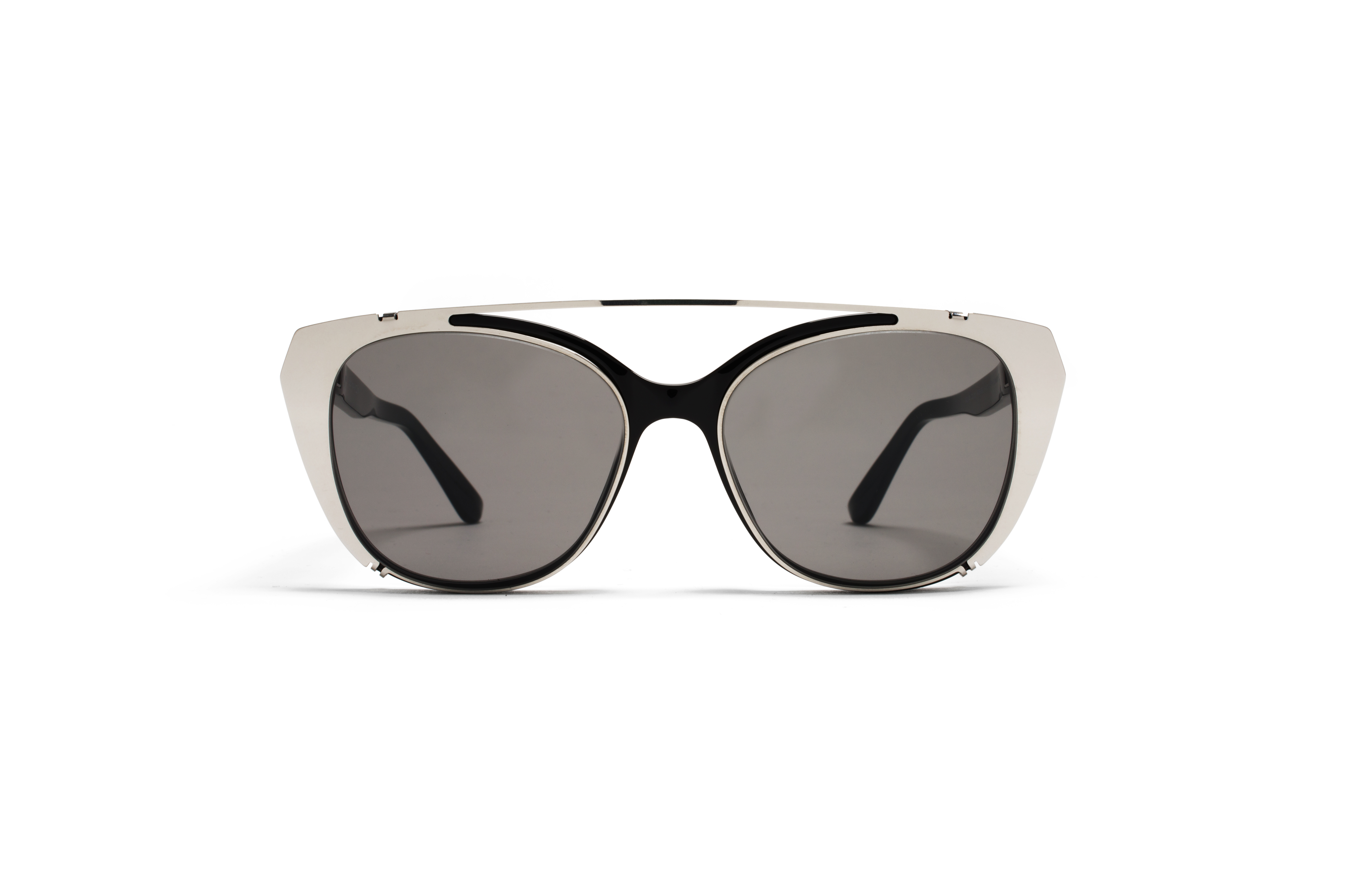 MYKITA No2 Sun Inga Black Grey Solid