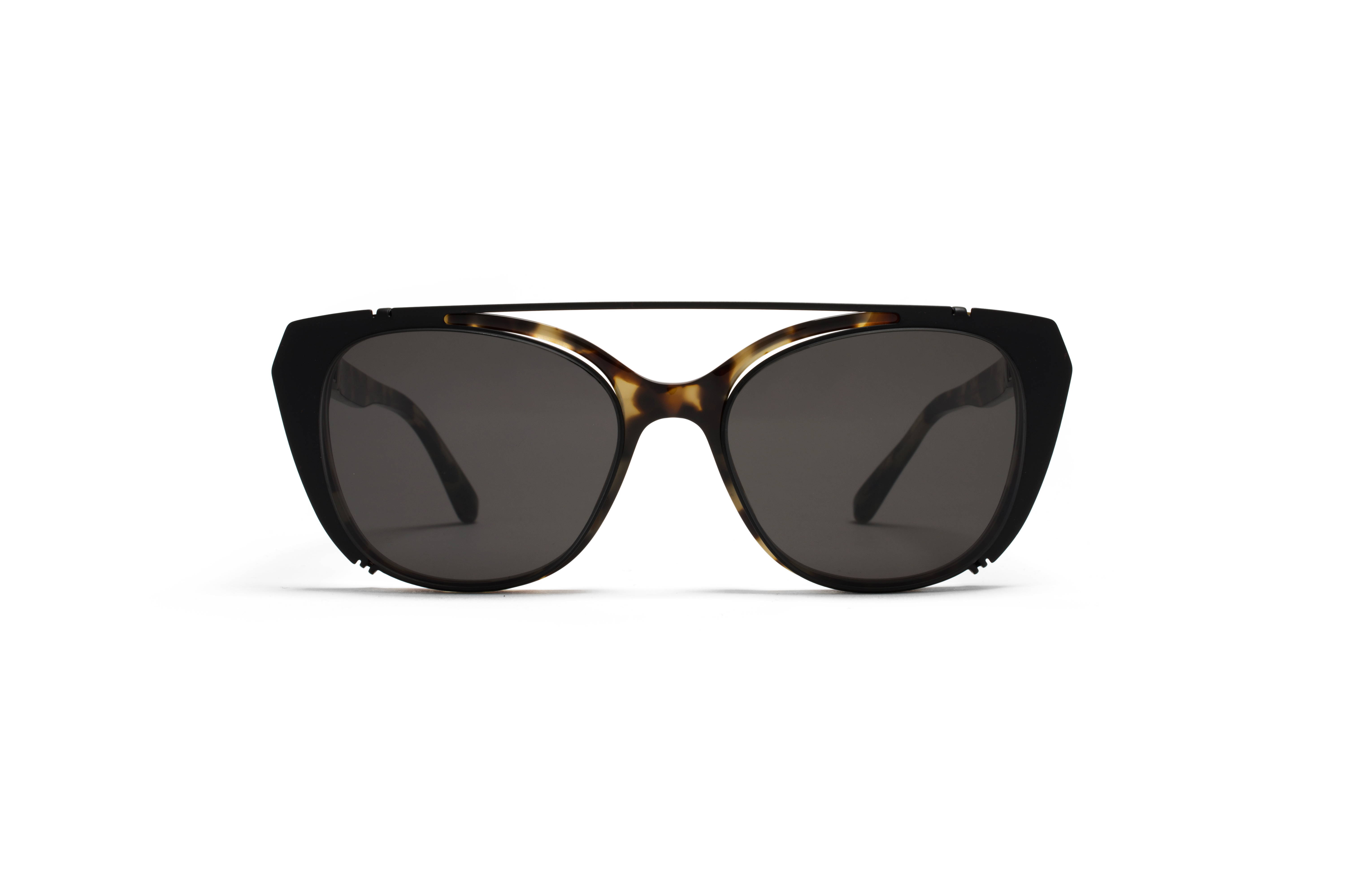 MYKITA No2 Sun Inga Chocolate Chips Darkgrey Solid56f3a342aca6a