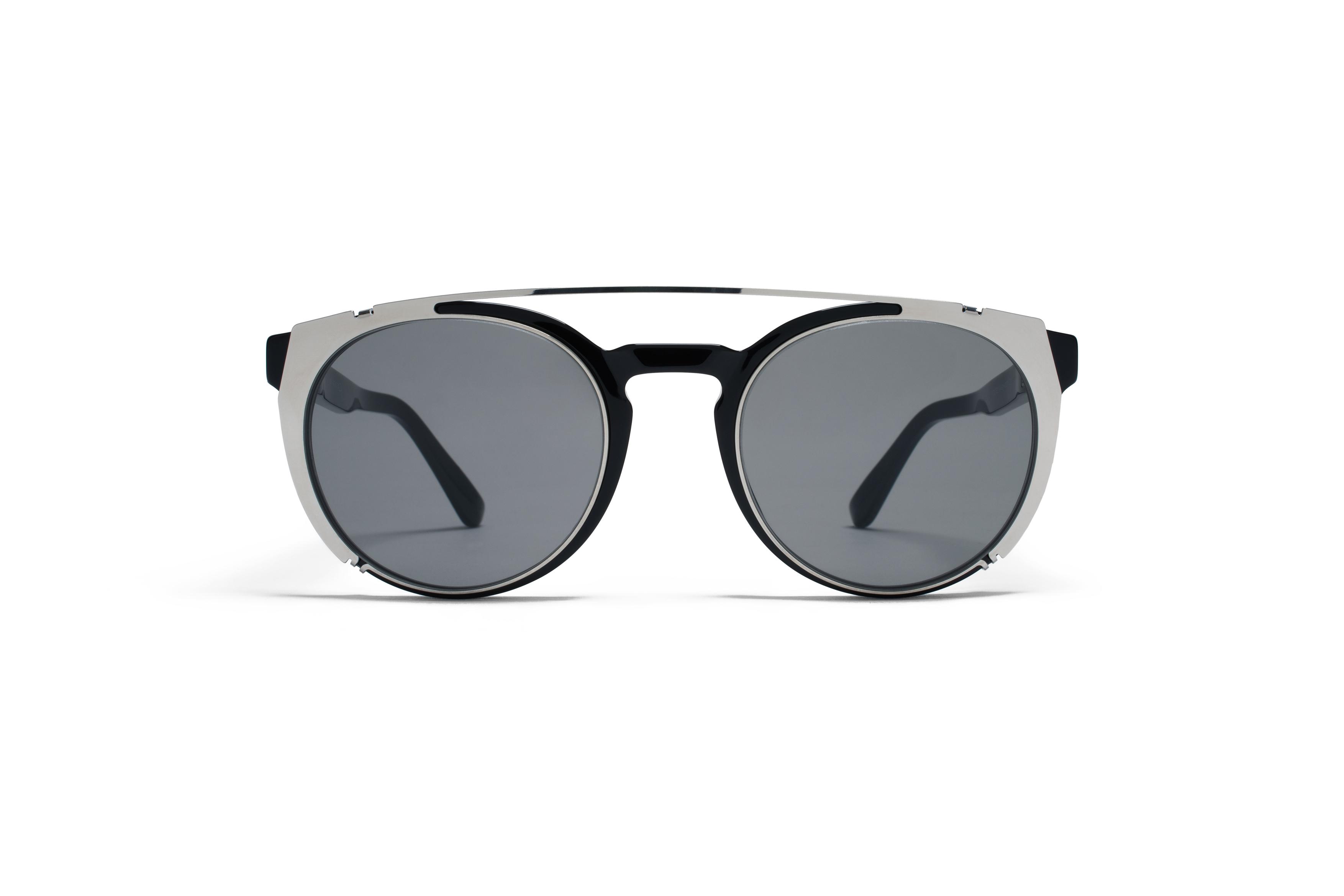 MYKITA No2 Sun Tatum Black Grey Solid