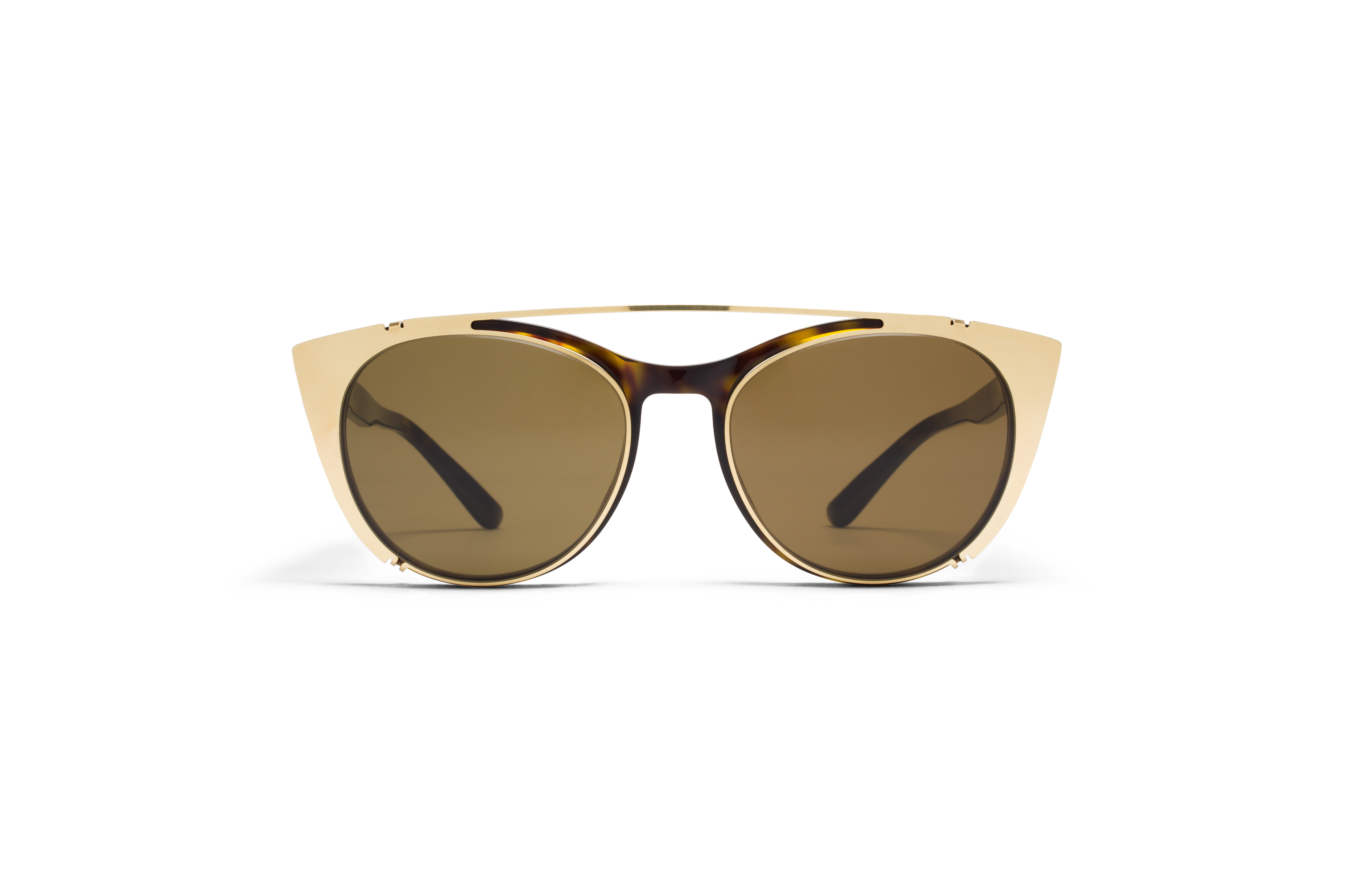 MYKITA No2 Sun Teresa Tobago Raw Brown Solid