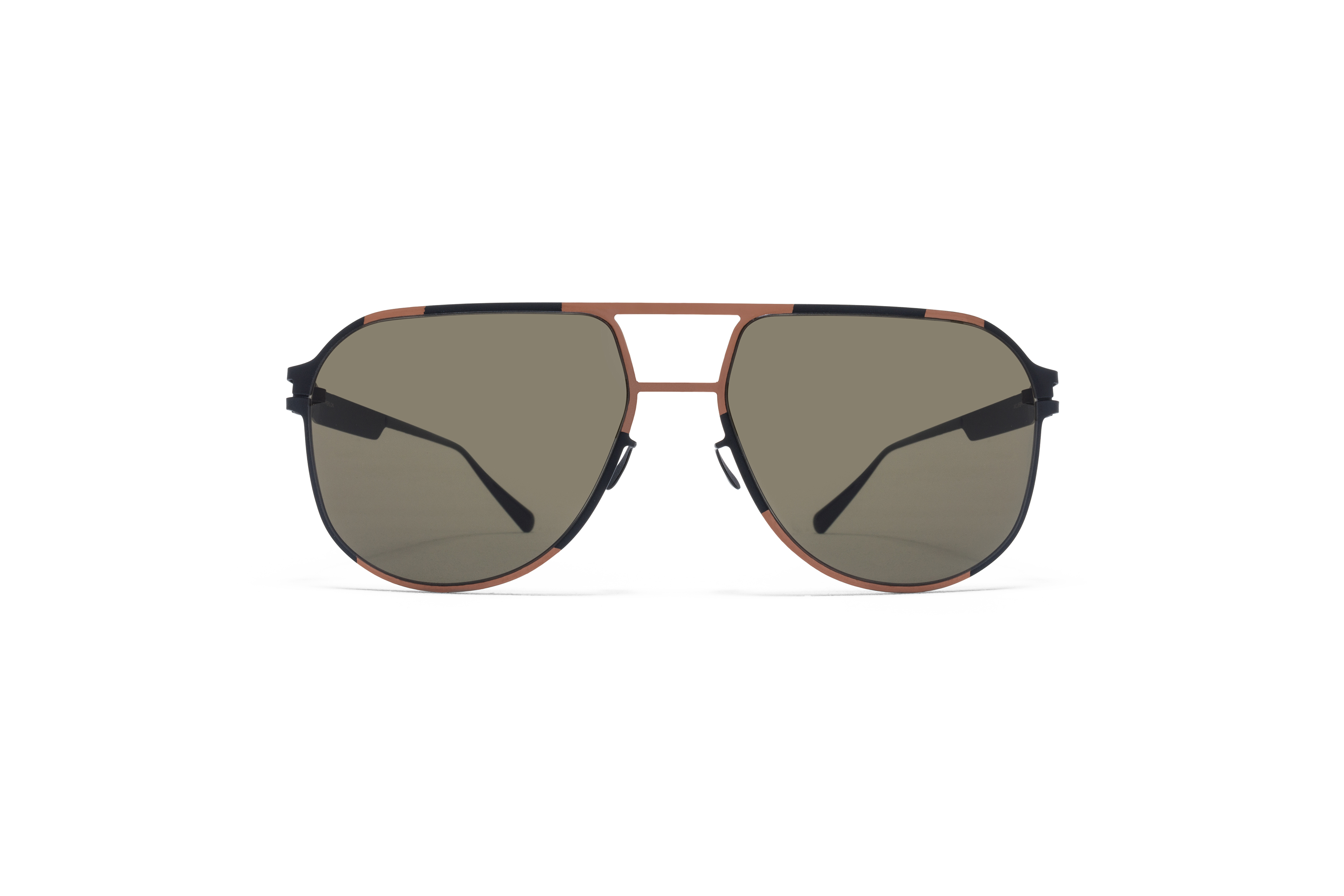 MYKITA Perlon Sun Perl115 Shiny Copper Black Raw