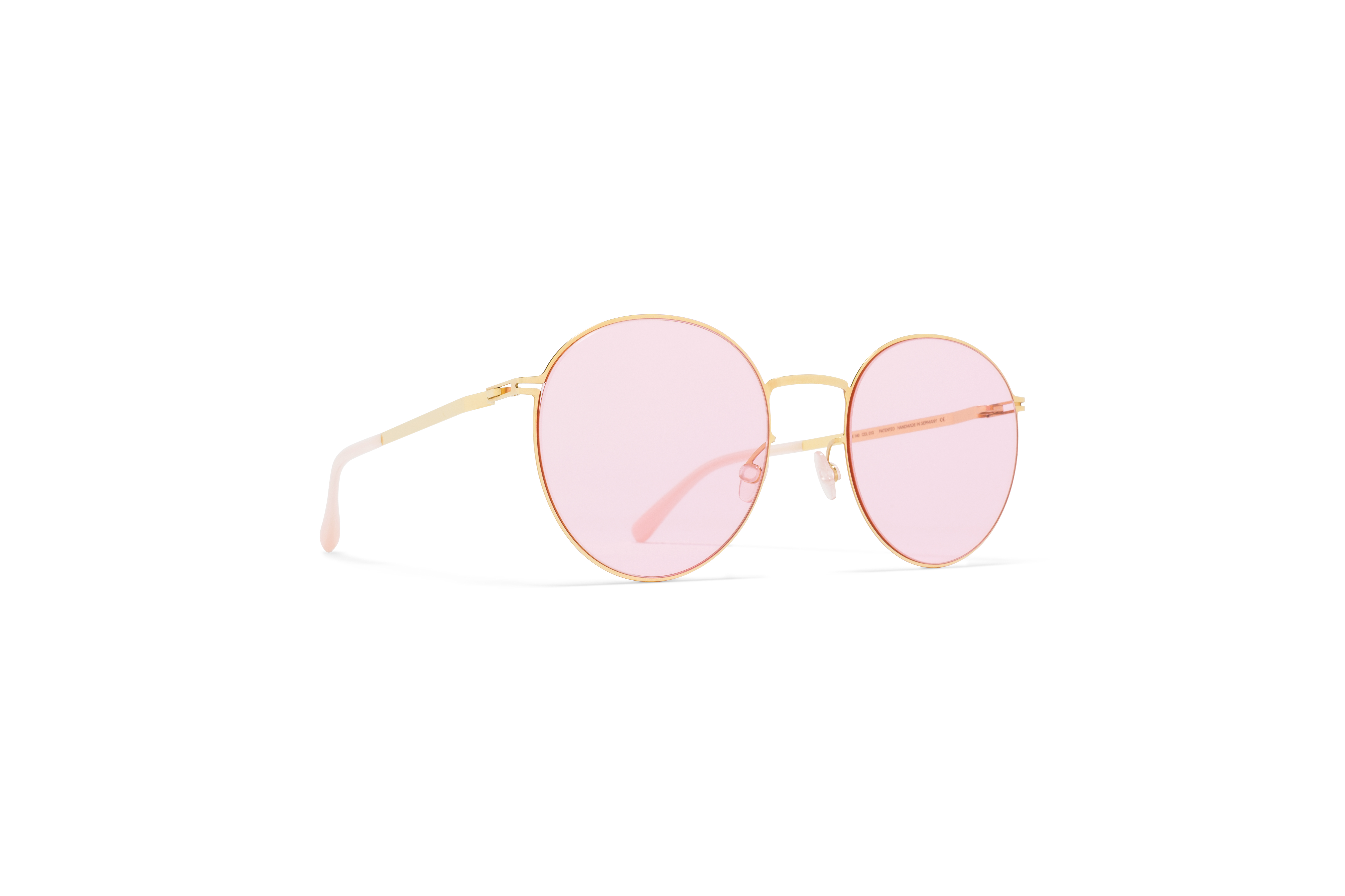 MYKITA Studio Sun Studio Glossy Gold Jelly Pin