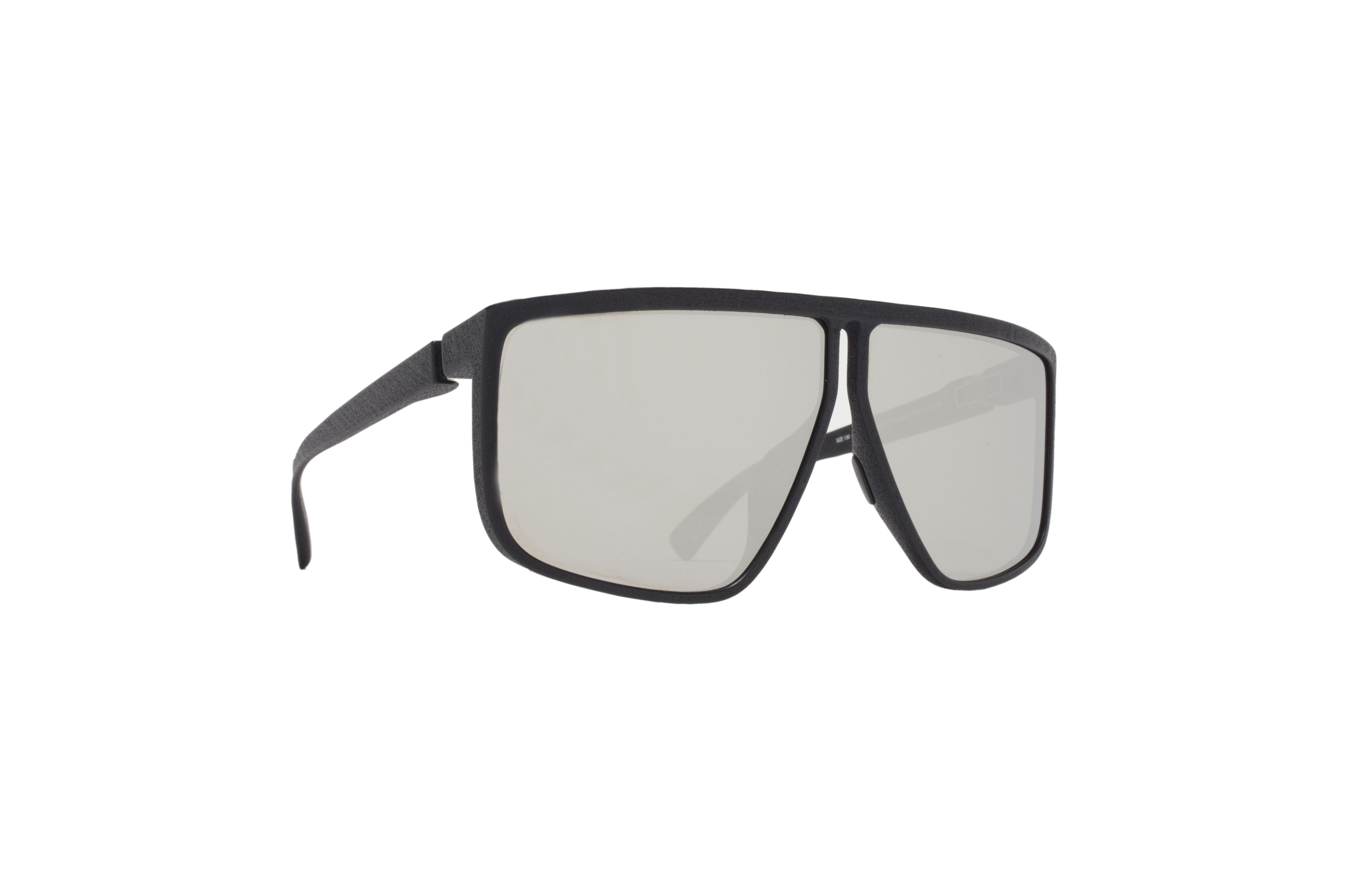 MYKITA Tc Tequila Md1 Pitch Black Silver Shiled