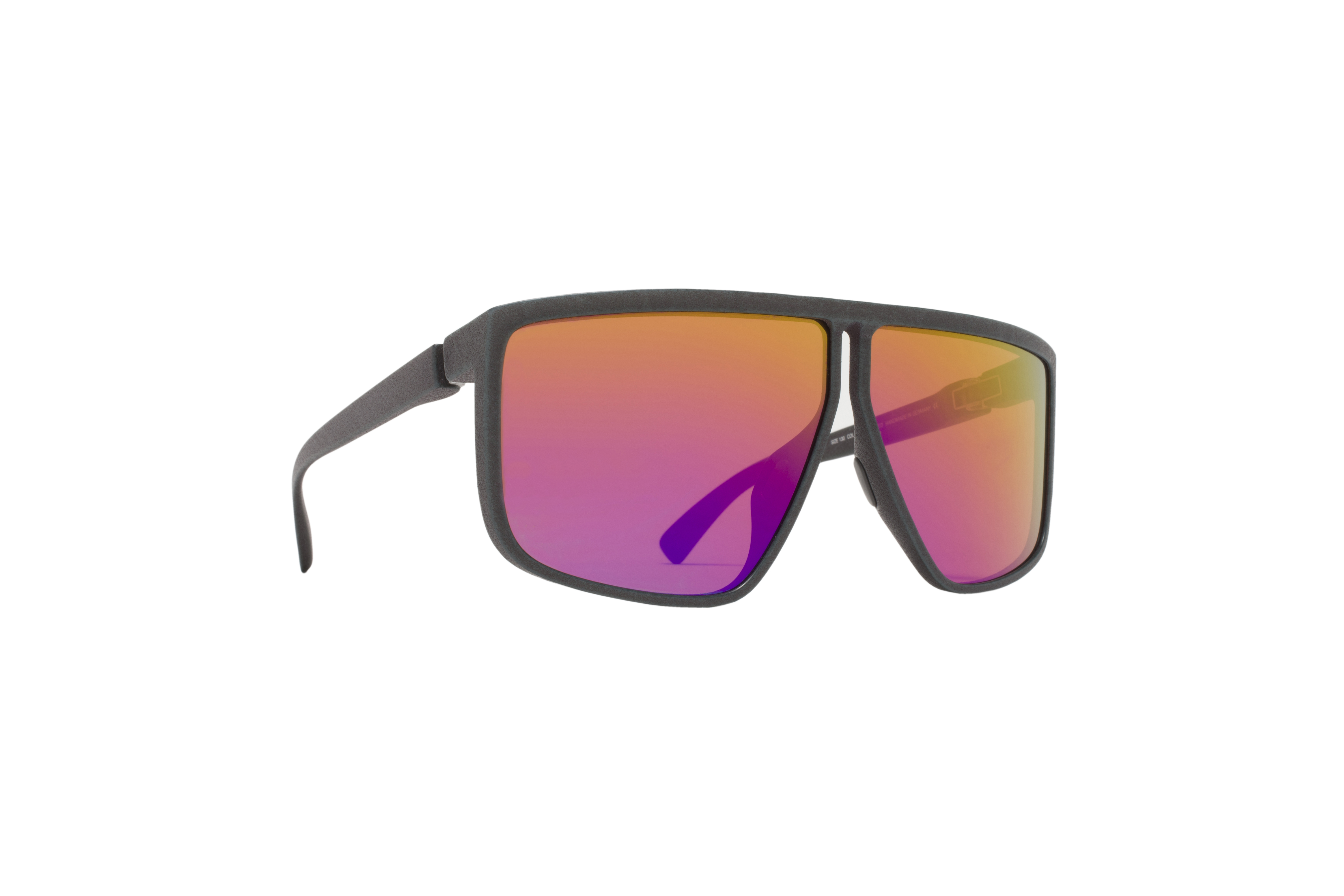MYKITA Tc Tequila Md8 Storm Grey Dark Rainbow Shil