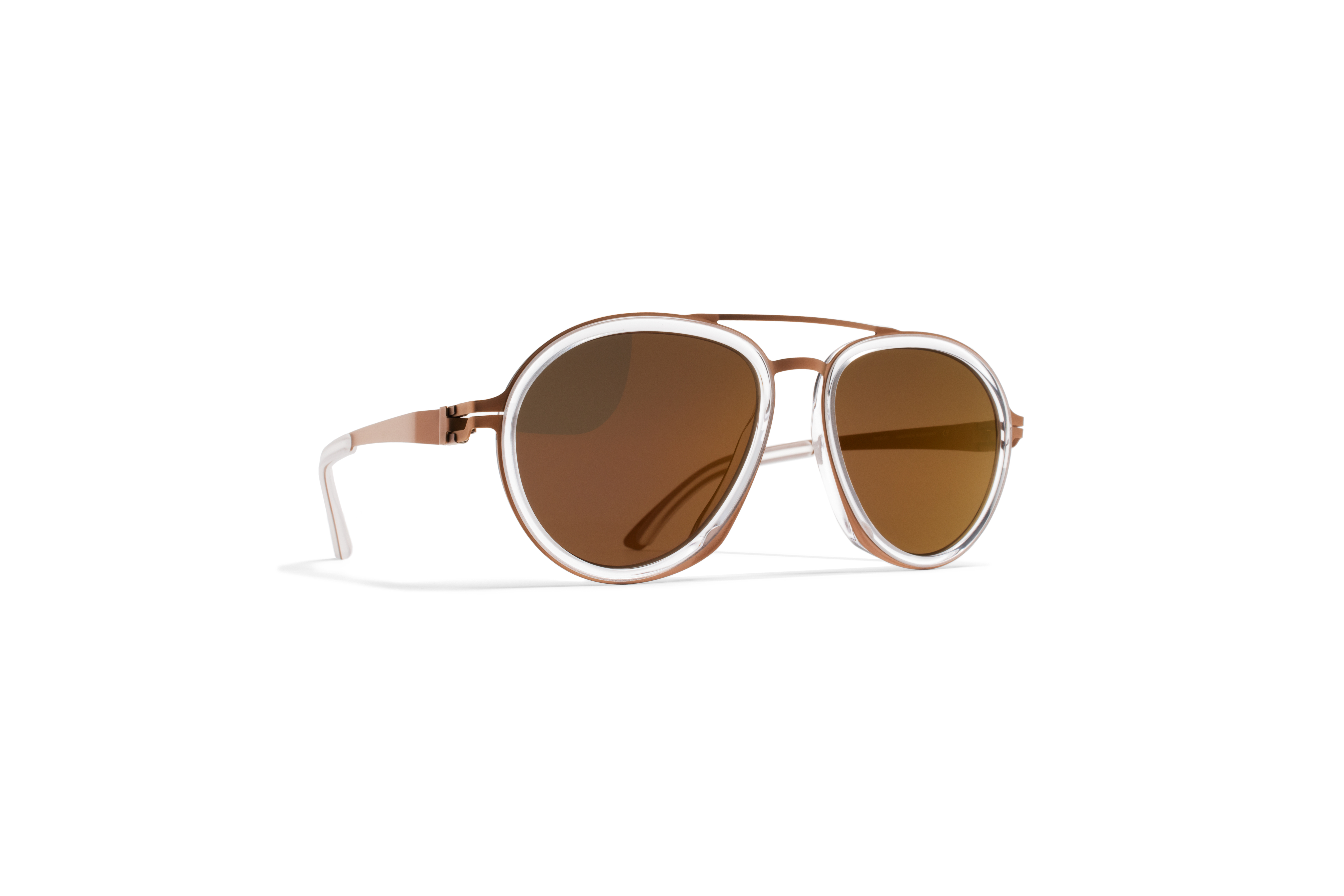MYKITA Coldd Sun Coldd12 A9 Copper Limpid Copper