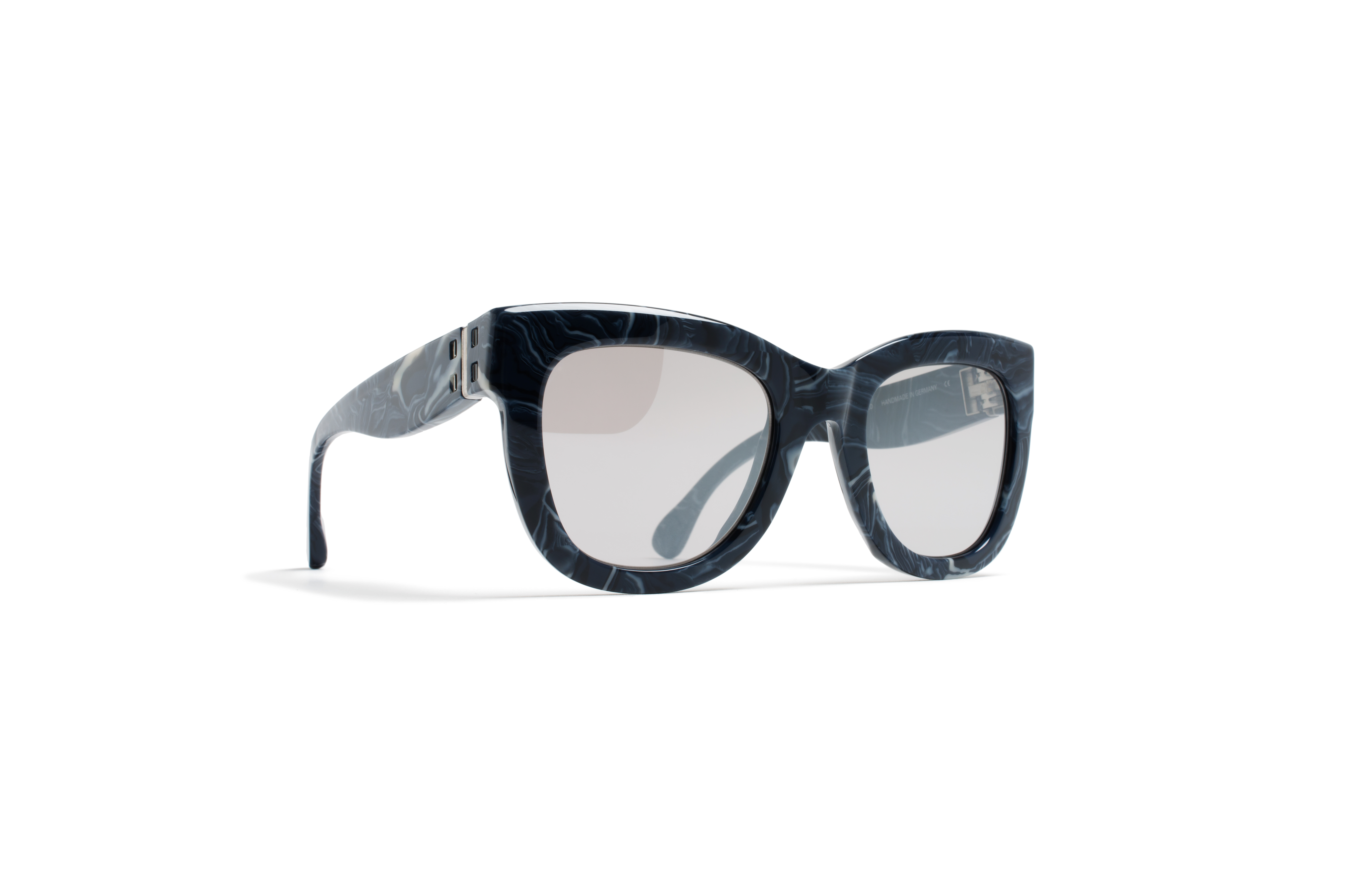 MYKITA Coldd Sun Dawn Marble Grey Warmgrey Flash