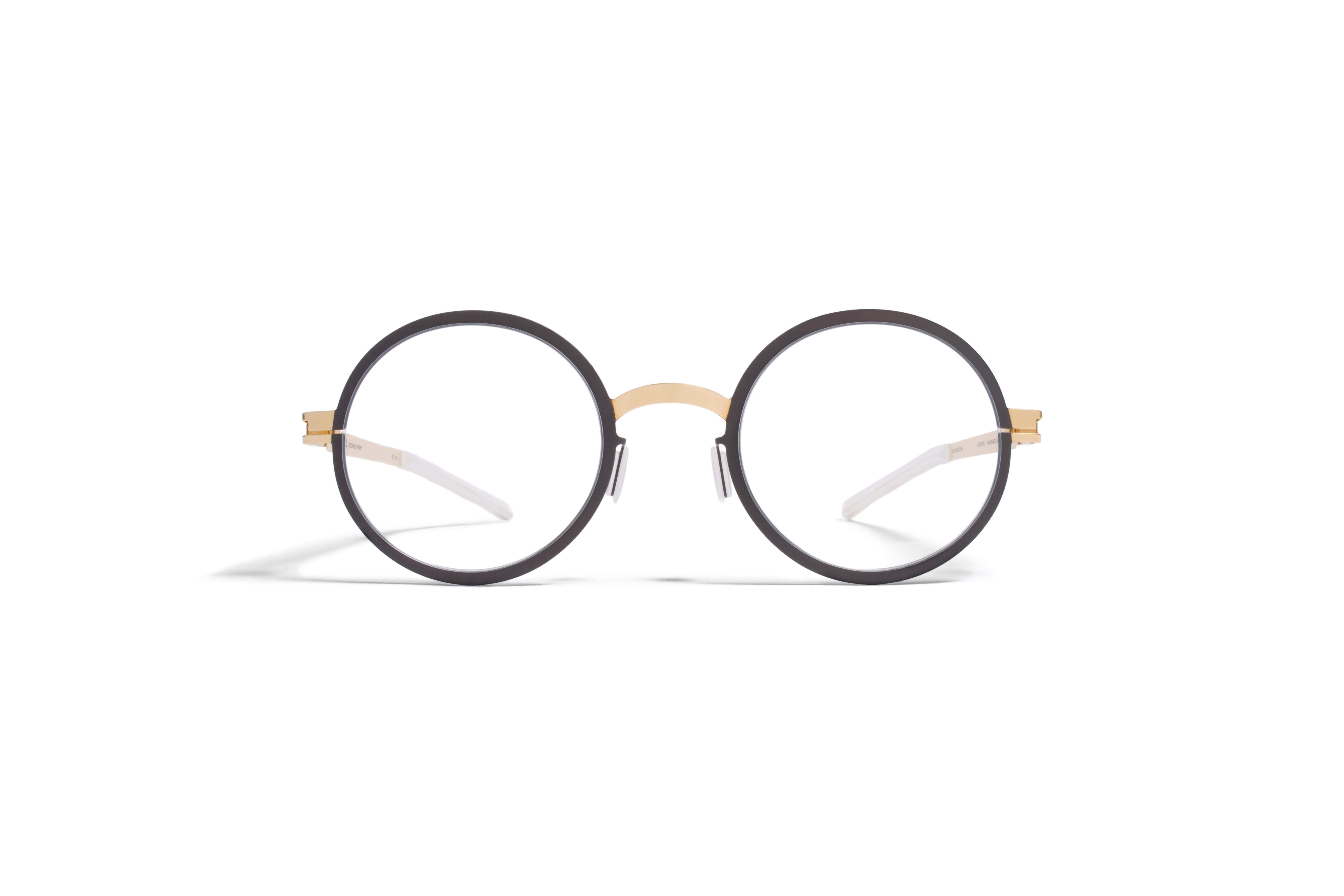MYKITA Decades Rx Bibi Gold Basalt