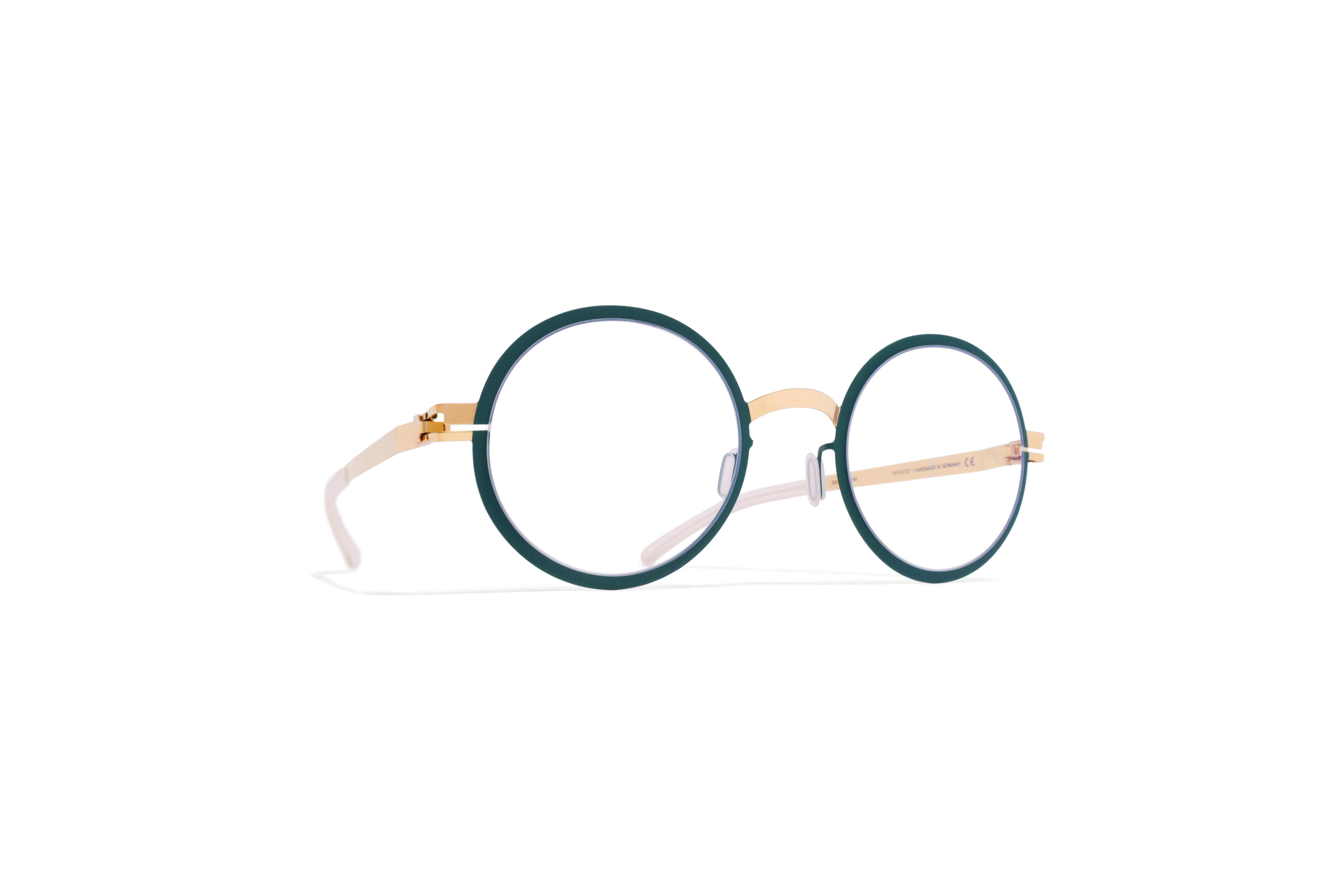 MYKITA Decades Rx Bibi Gold Opal