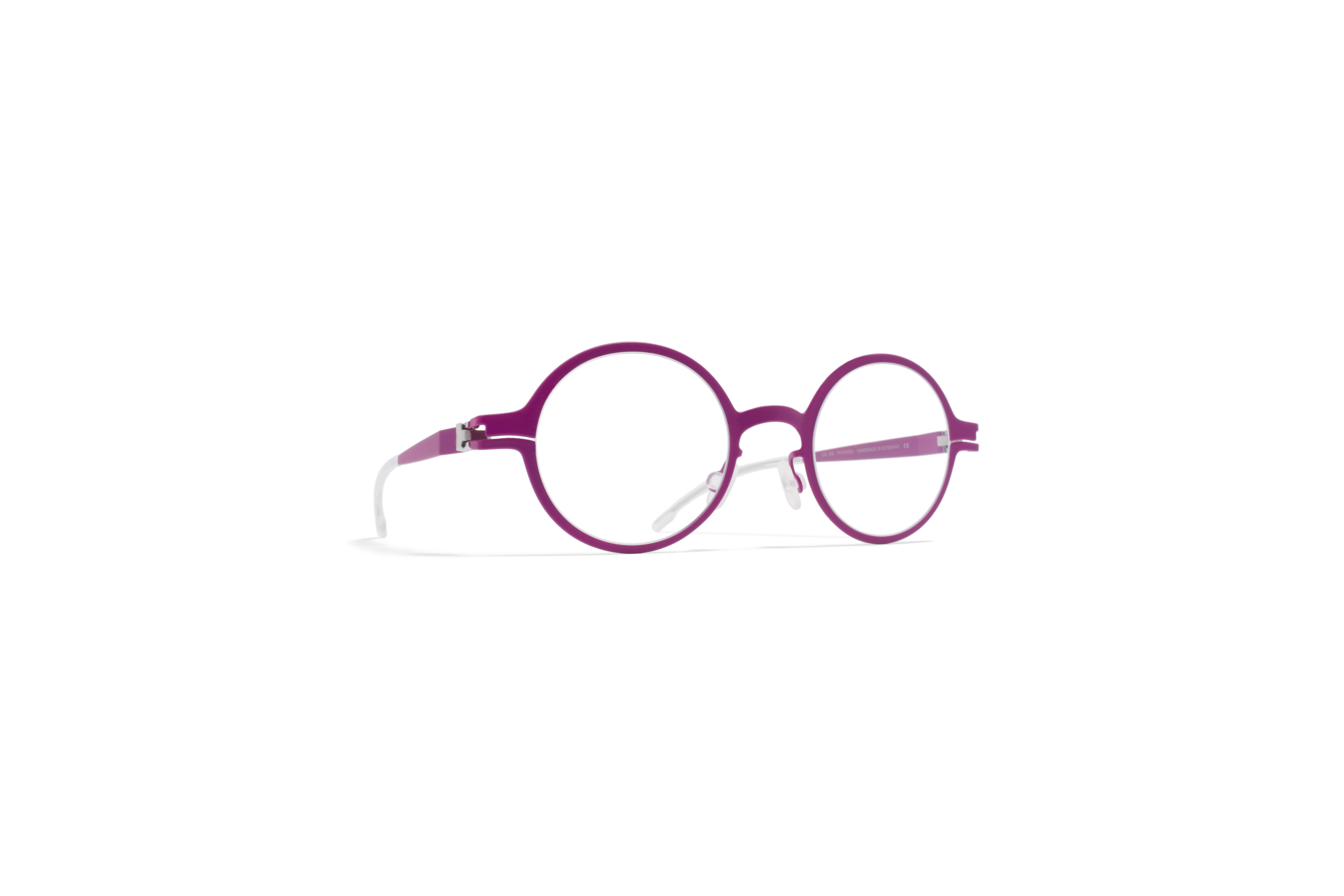 MYKITA First Rx Panda R2 Lilac Clear