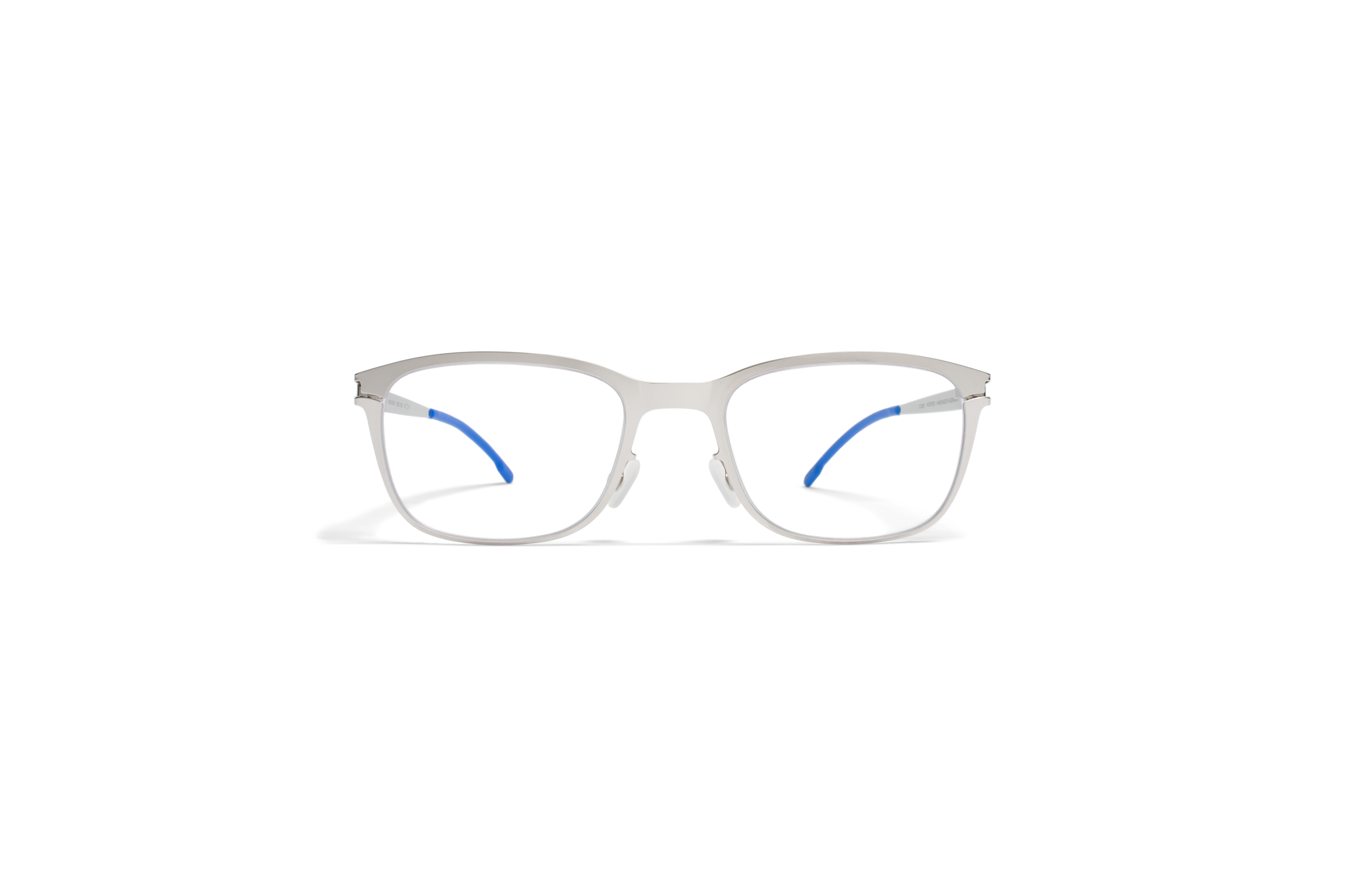 MYKITA First Rx Racoon Shinysilver Clear P55702fca767fd