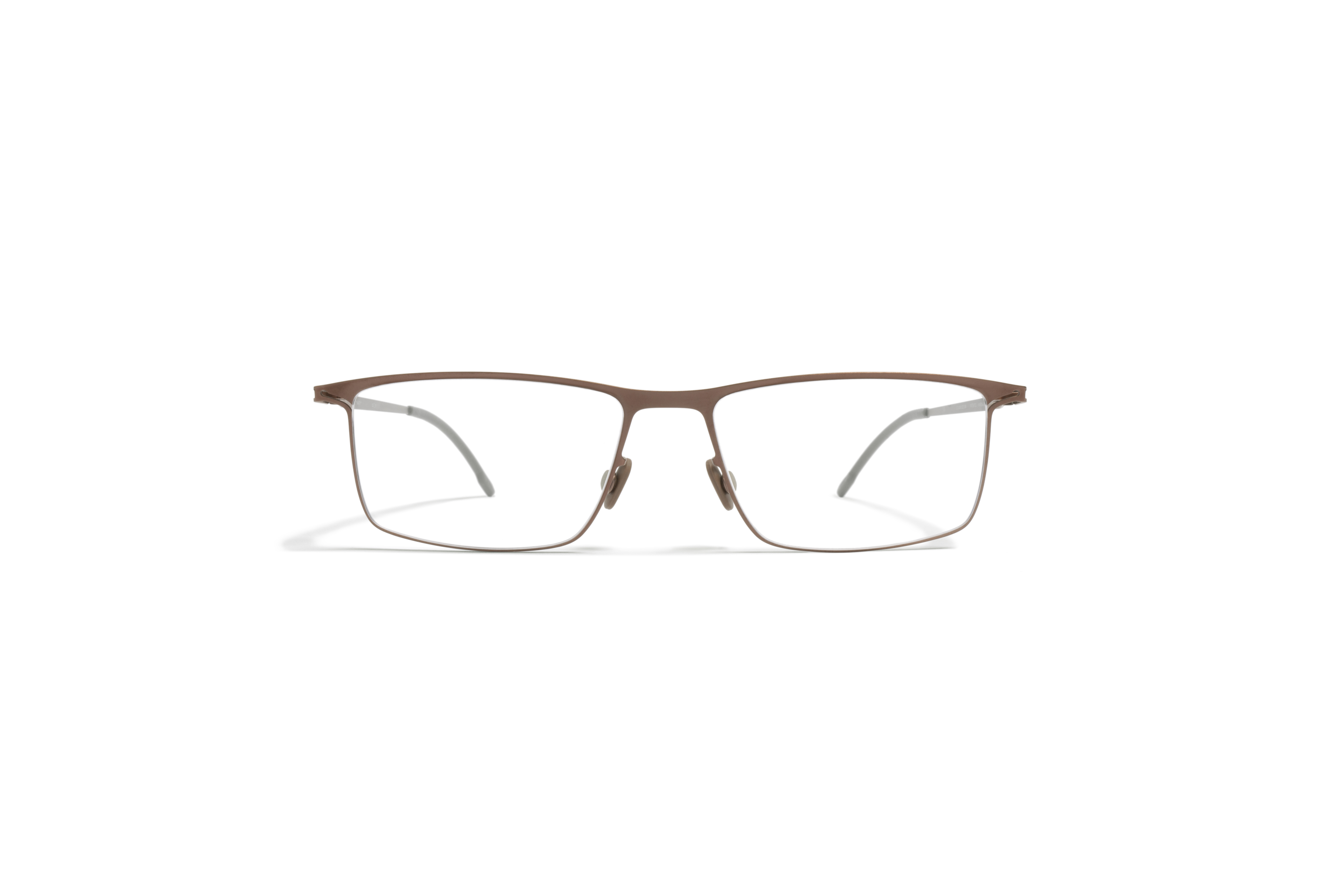 MYKITA Lite Rx Matti Darkbrown Clear