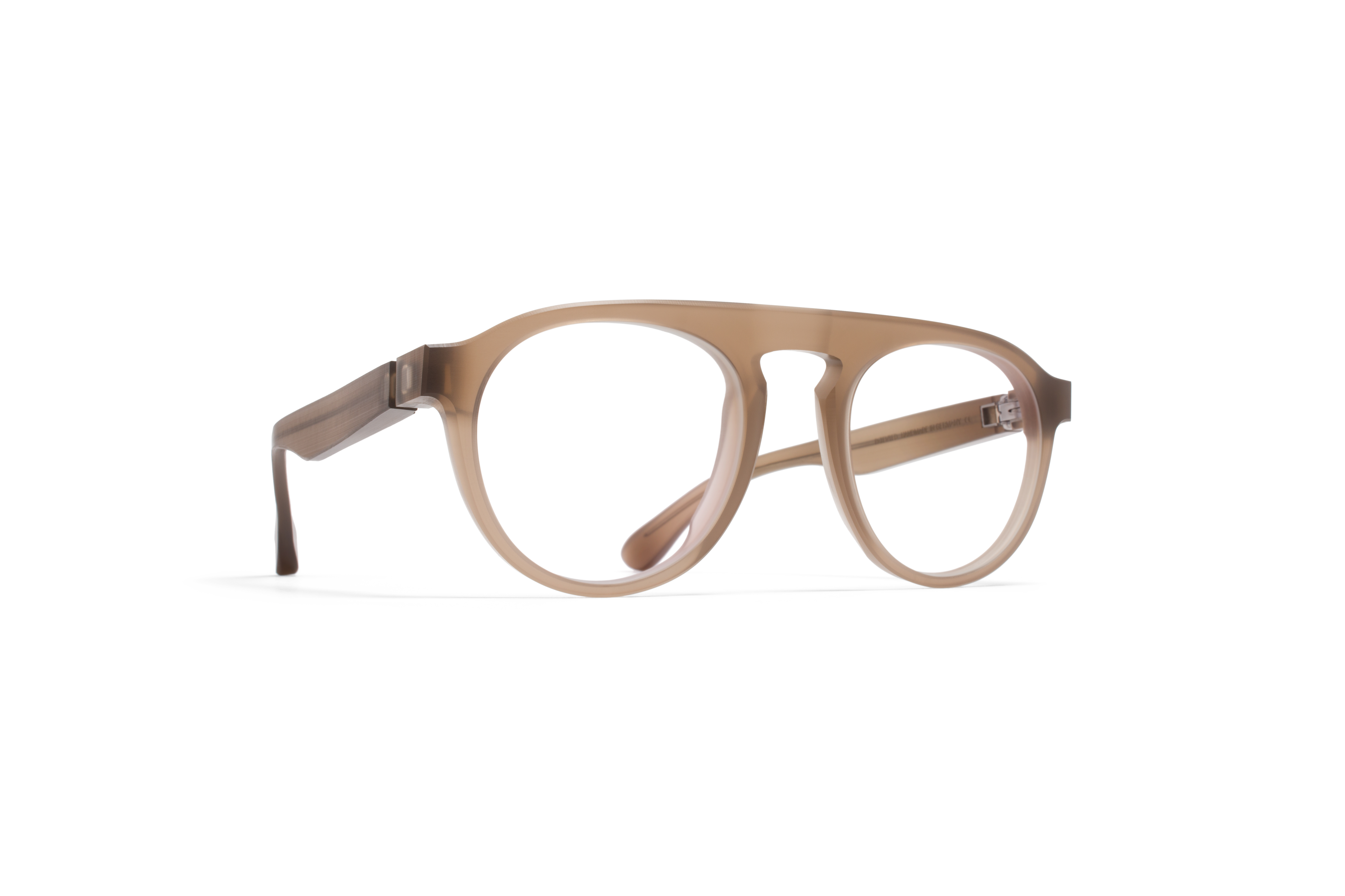 MYKITA Mm Rx Mmraw001 Raw Taupe Clear
