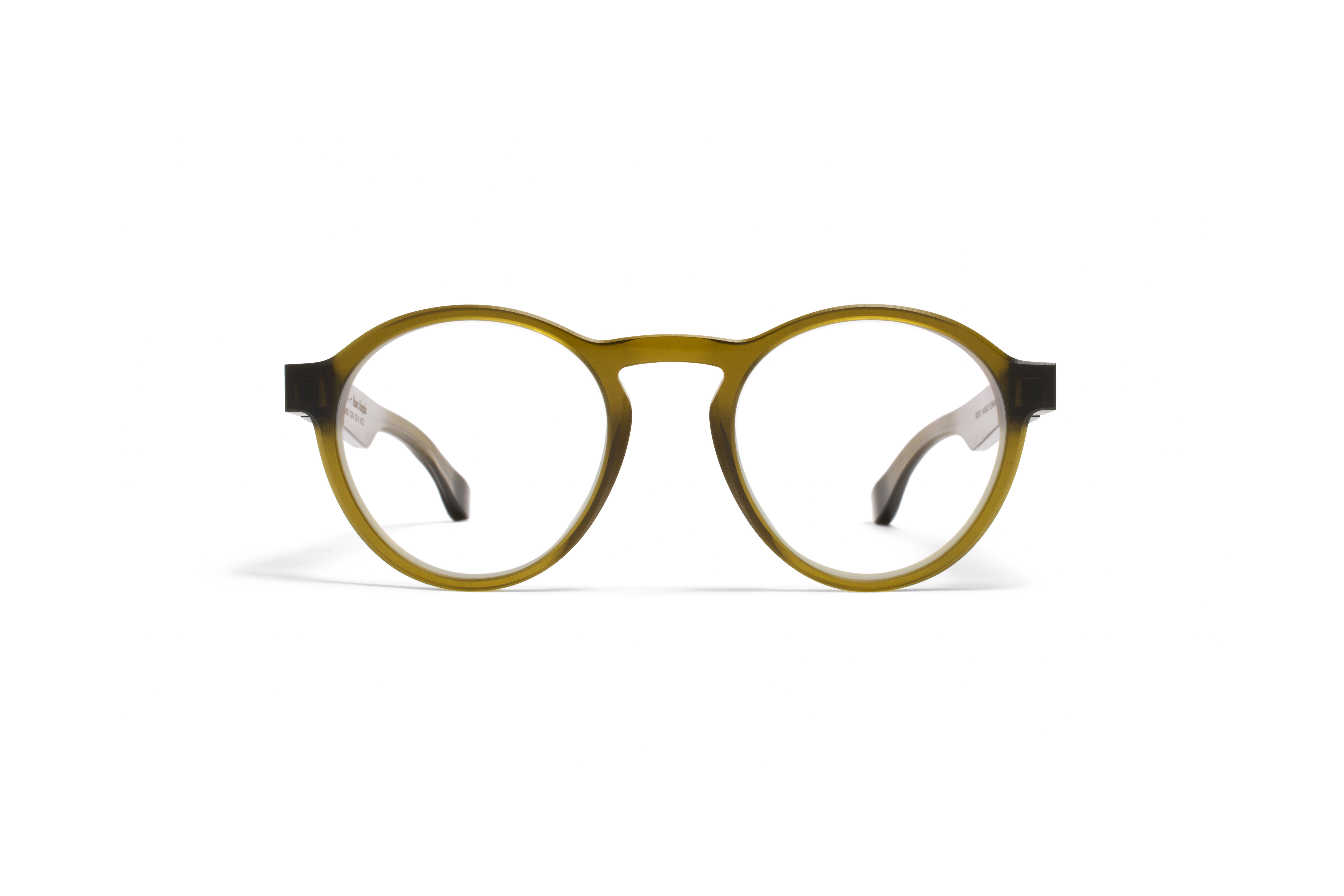 MYKITA Mm Rx Mmraw002 Raw Peridot Clear