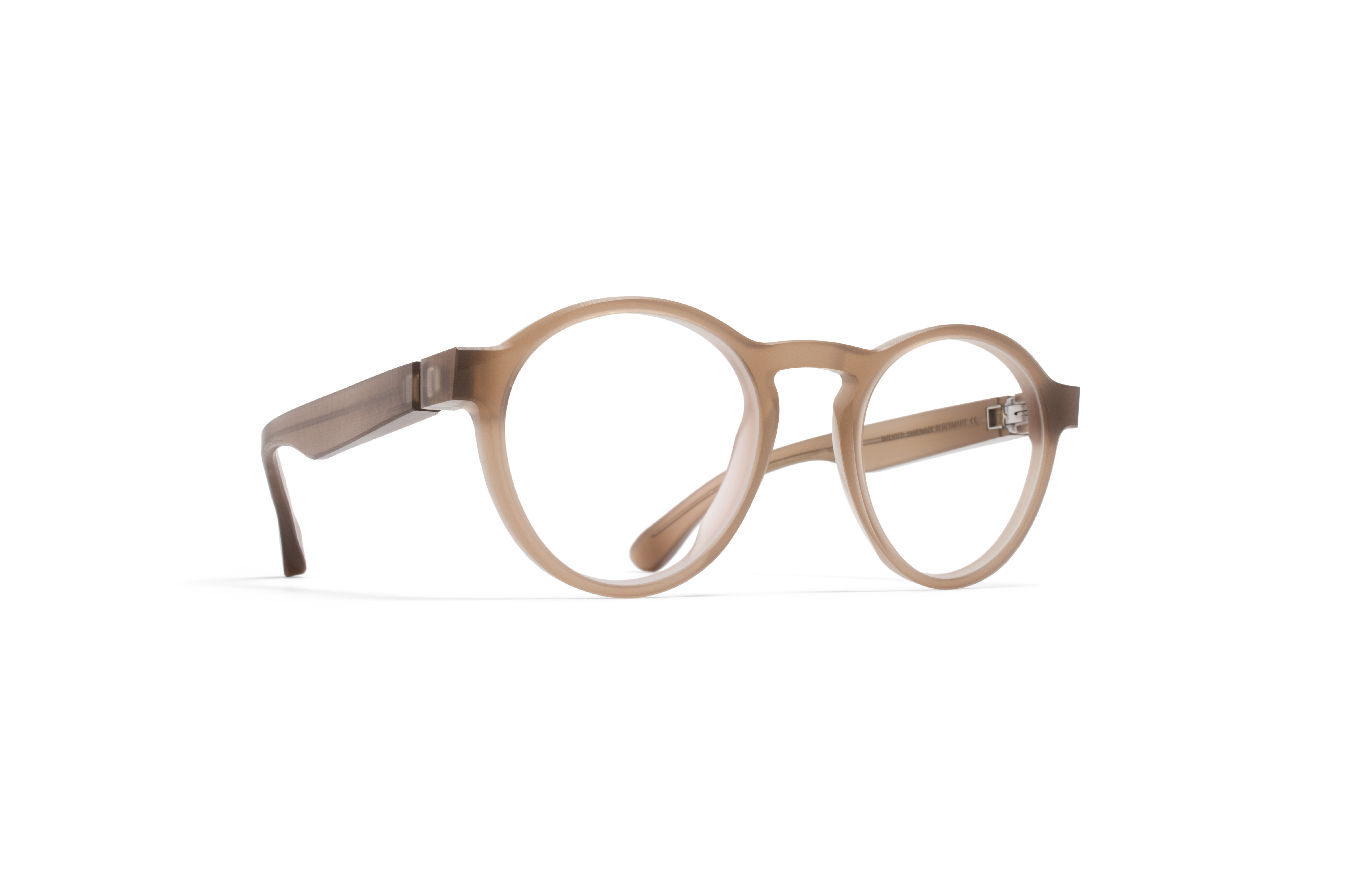 MYKITA Mm Rx Mmraw002 Raw Taupe Clear