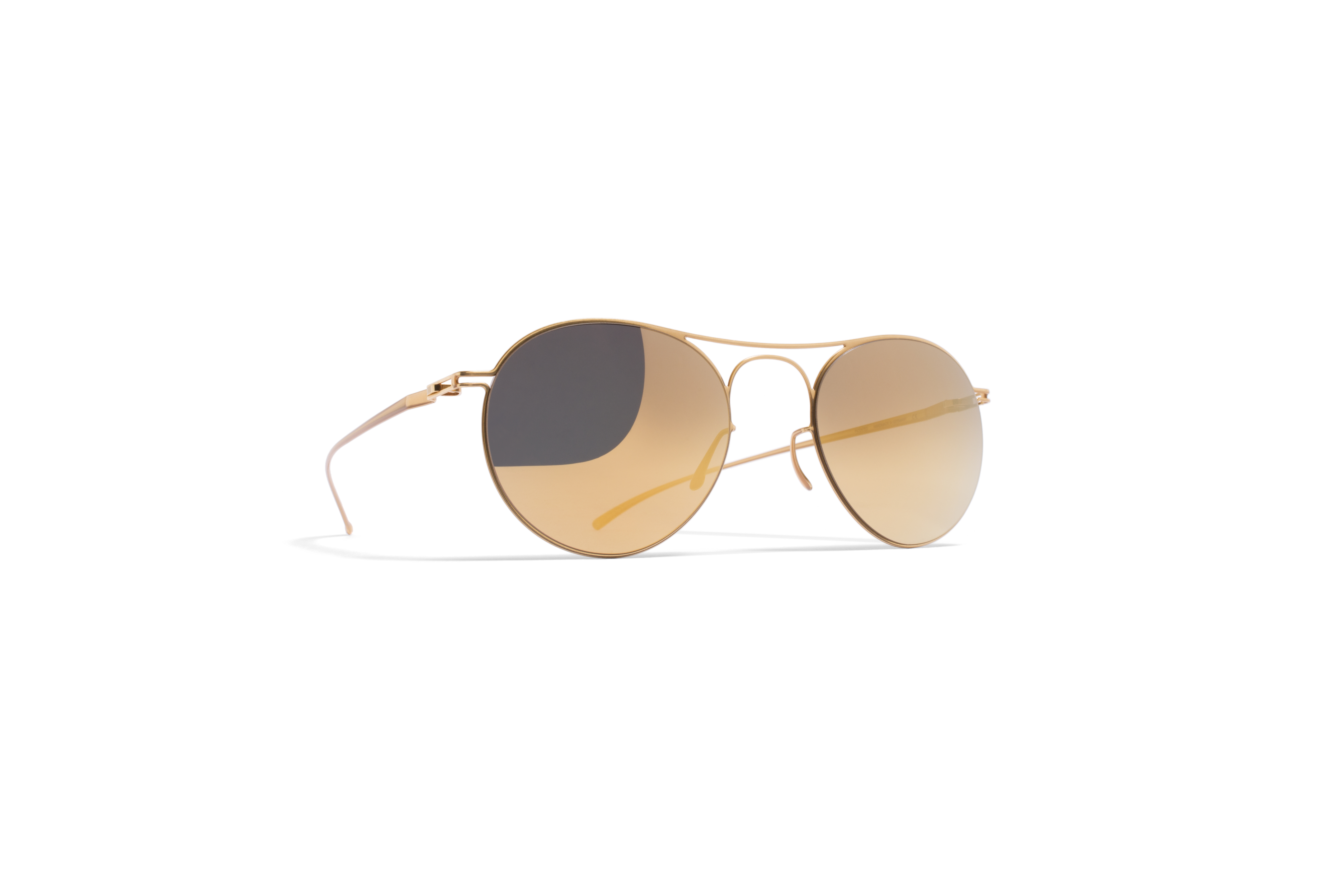 MYKITA Mmm Sun Mmesse005 E2gold Peter Gold Flash
