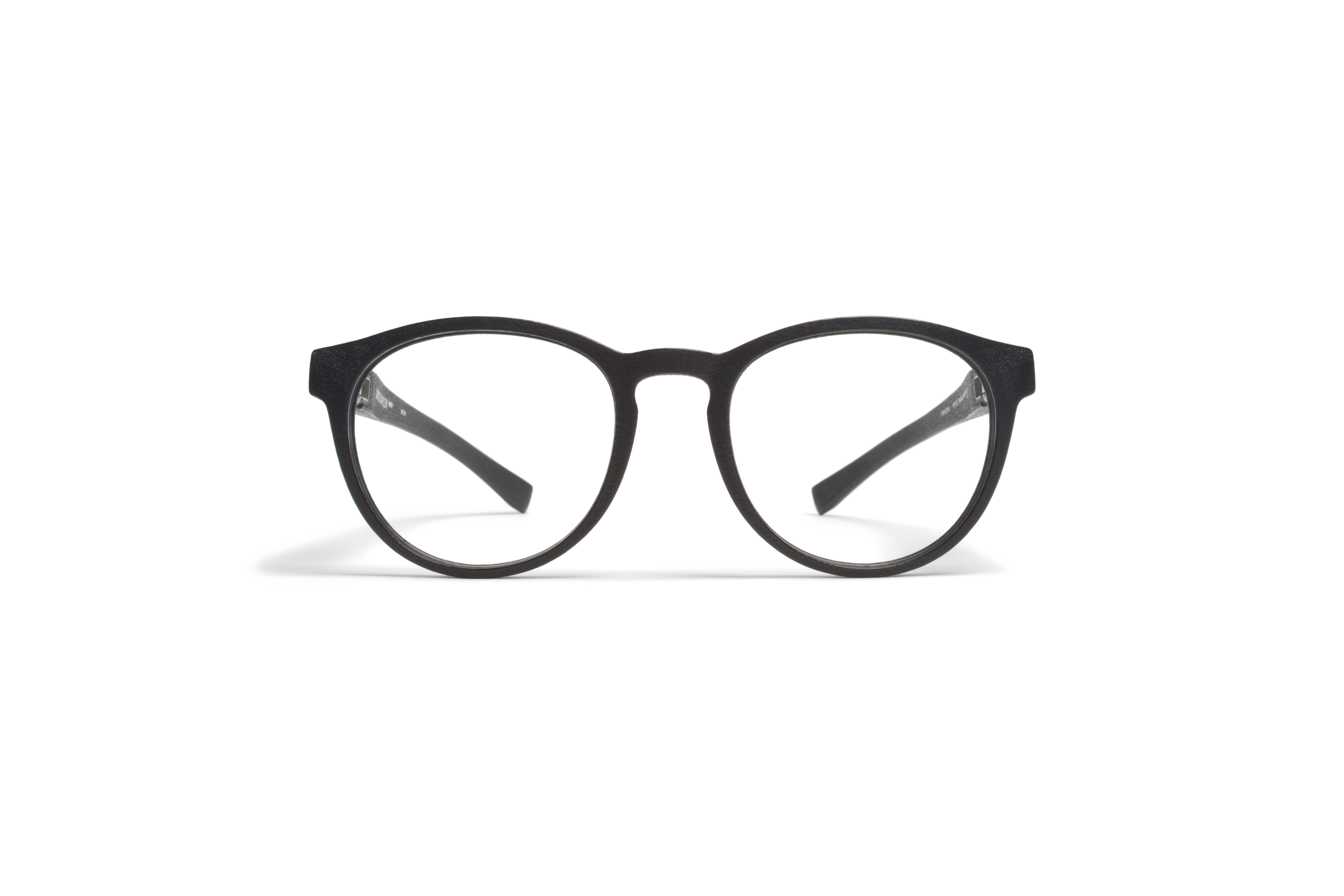 MYKITA Mylon Rx Aster Md1 Pitch Black Clear