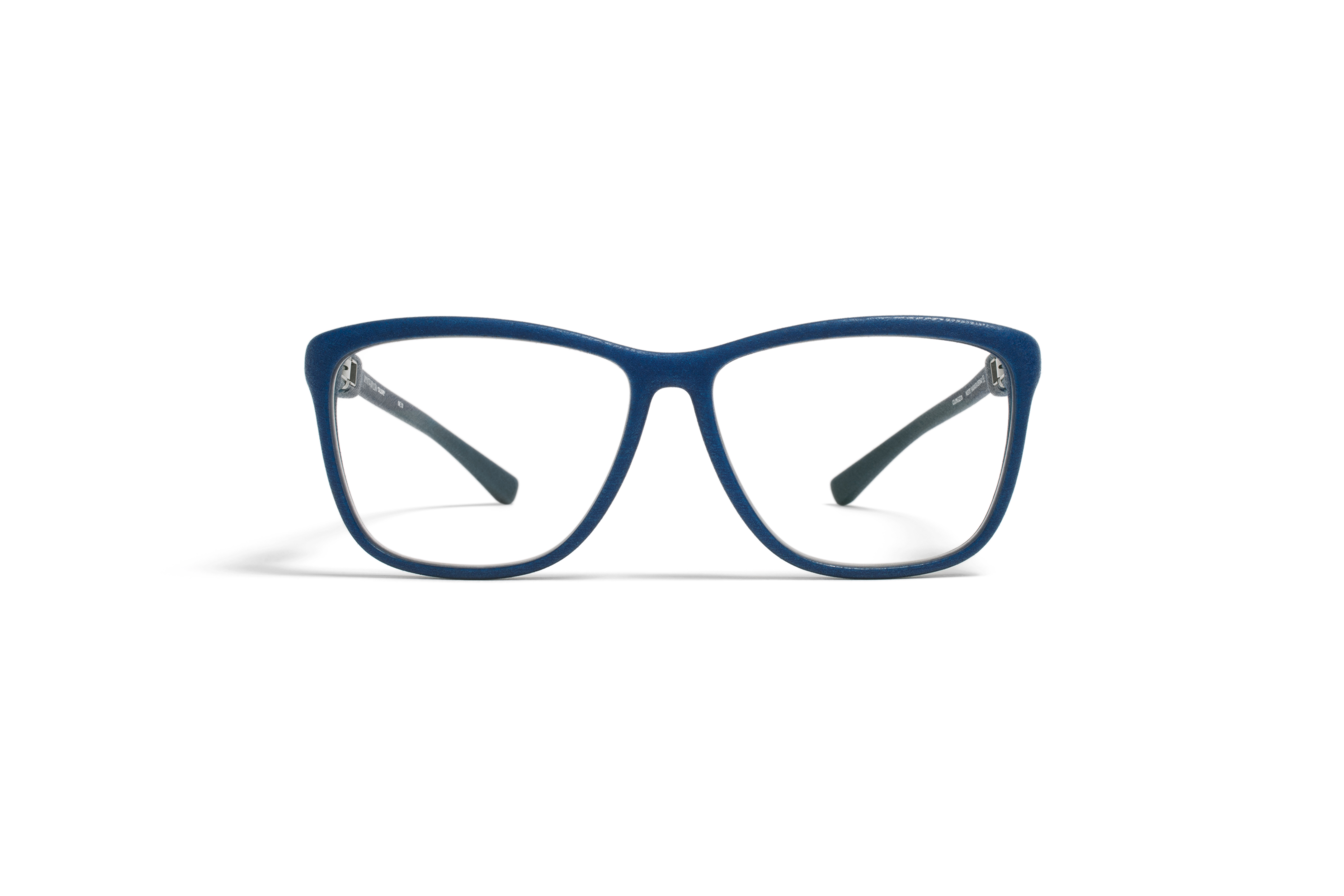 MYKITA Mylon Rx Calliope Md18 Night Blue Clear