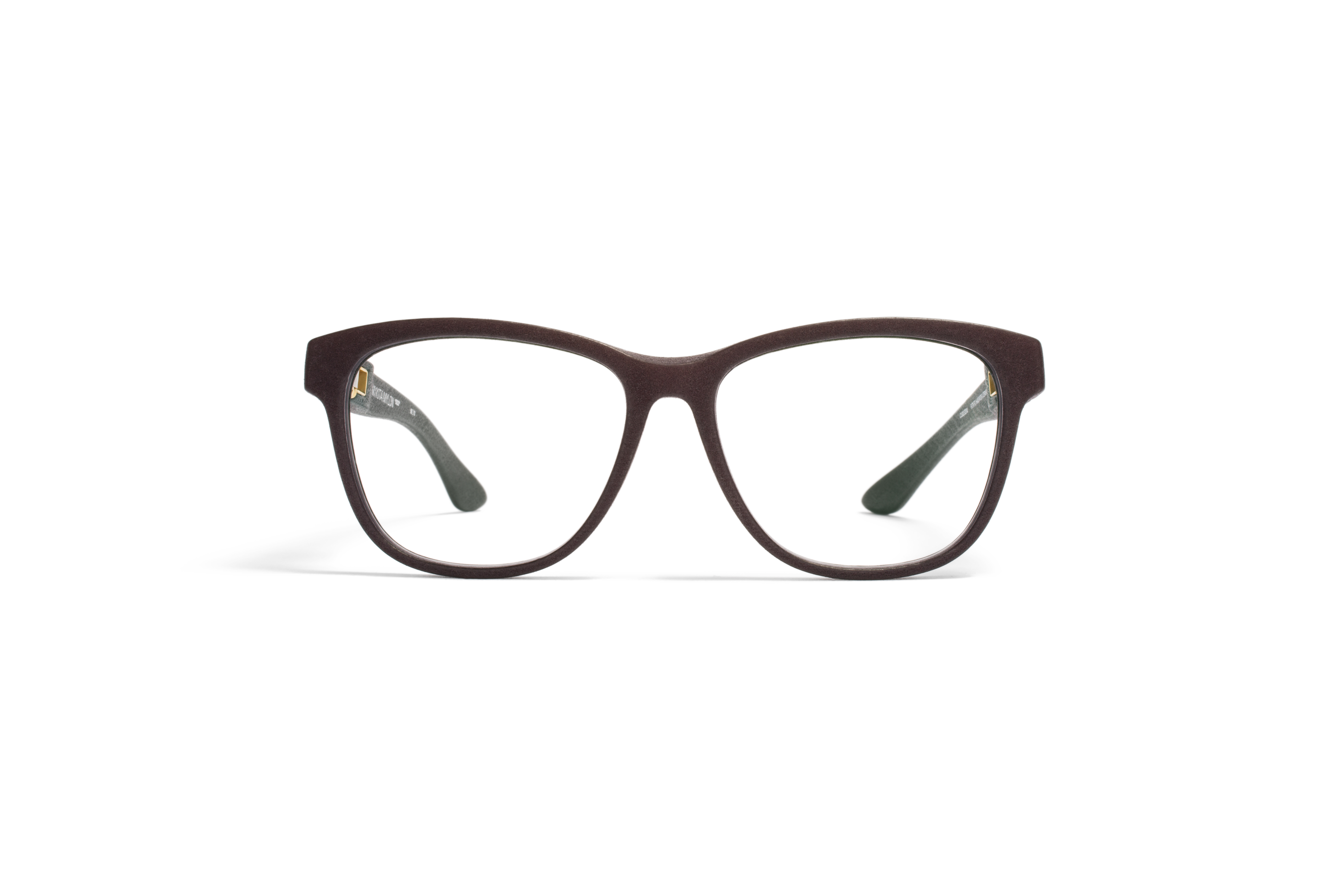 MYKITA Mylon Rx Dido Md22 Brown Clear