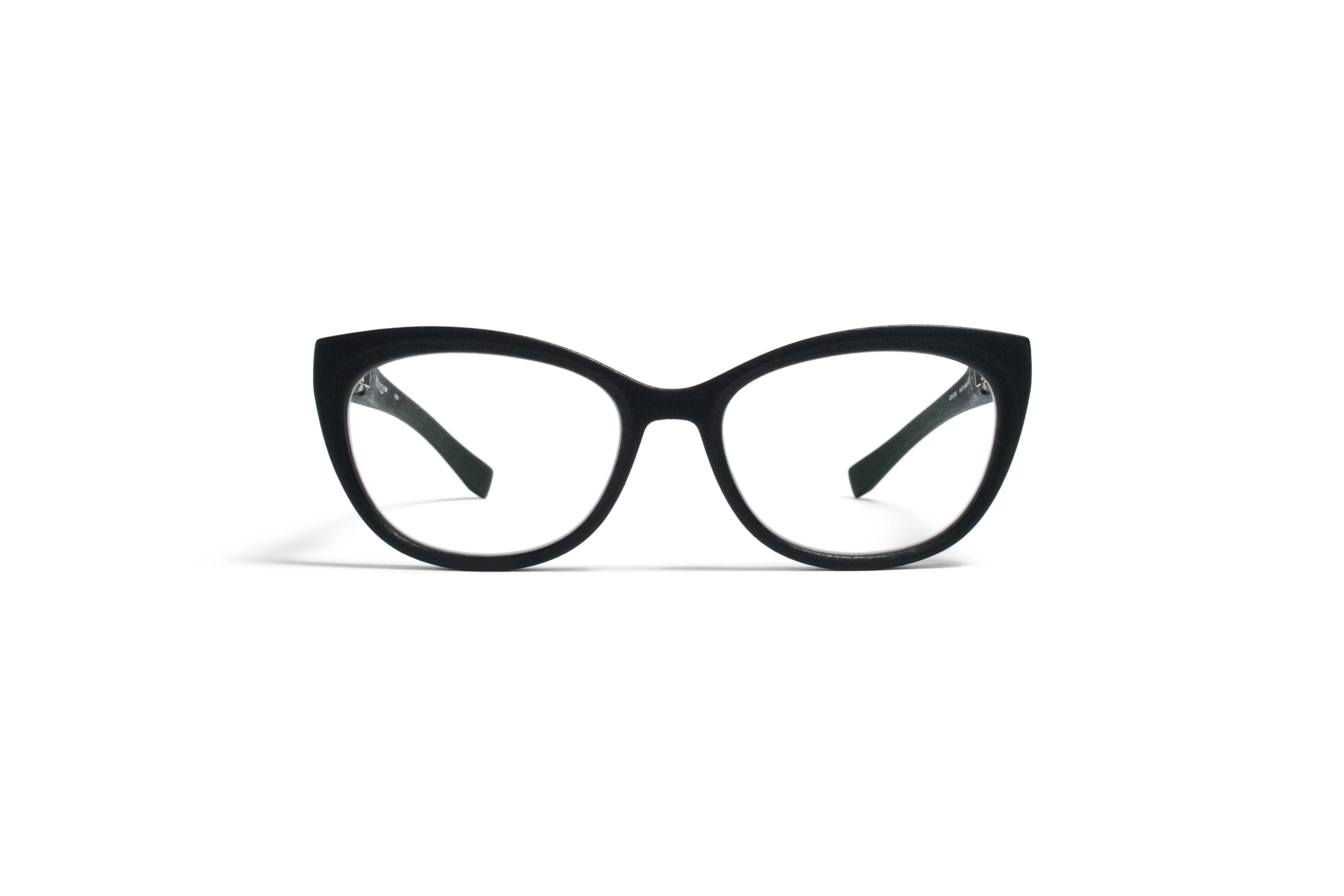 MYKITA Mylon Rx Idra Md1 Pitch Black Clear