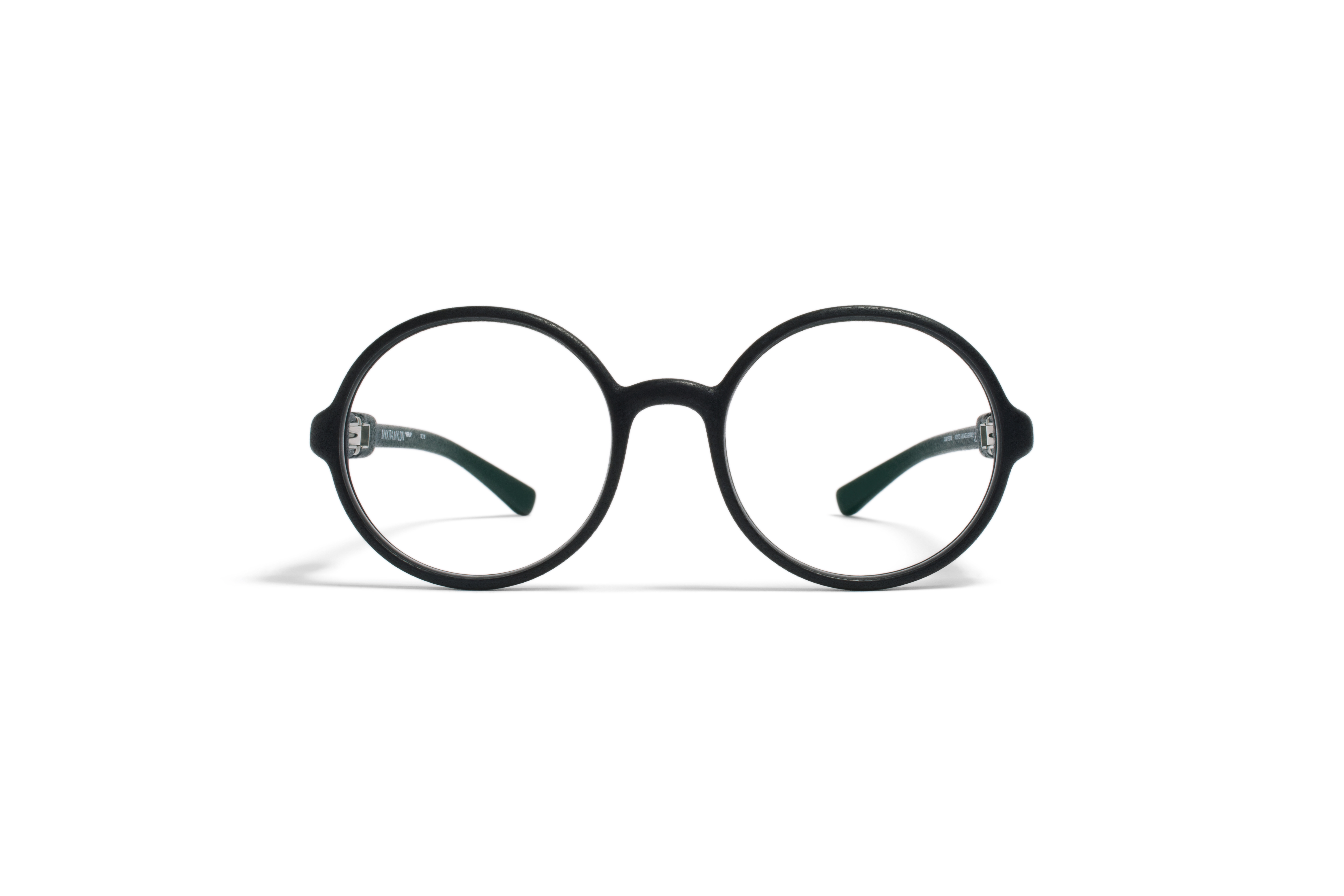MYKITA Mylon Rx Merlin Md1 Pitch Black Clear