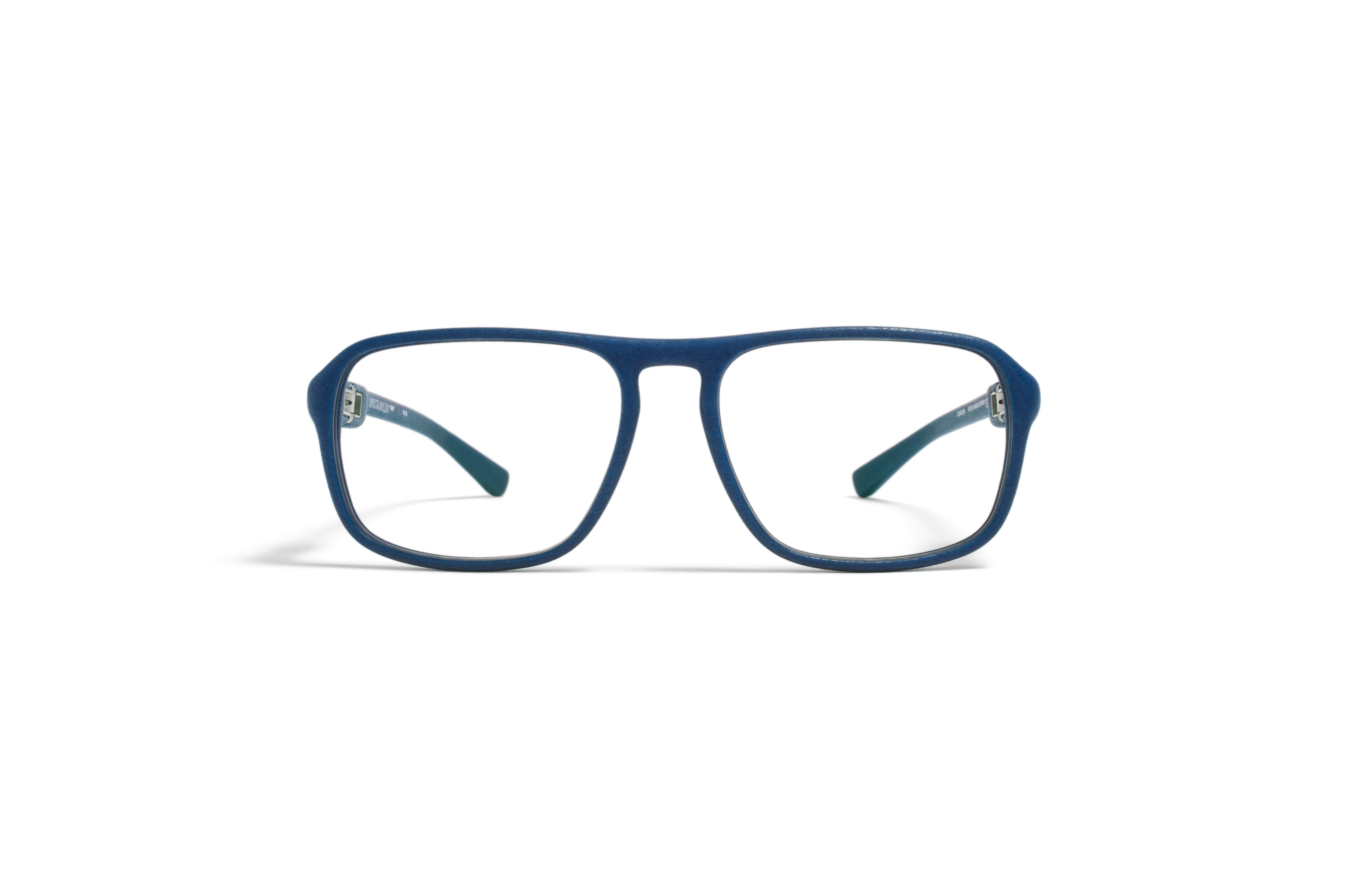 MYKITA Mylon Rx Naos Md18 Night Blue Clear