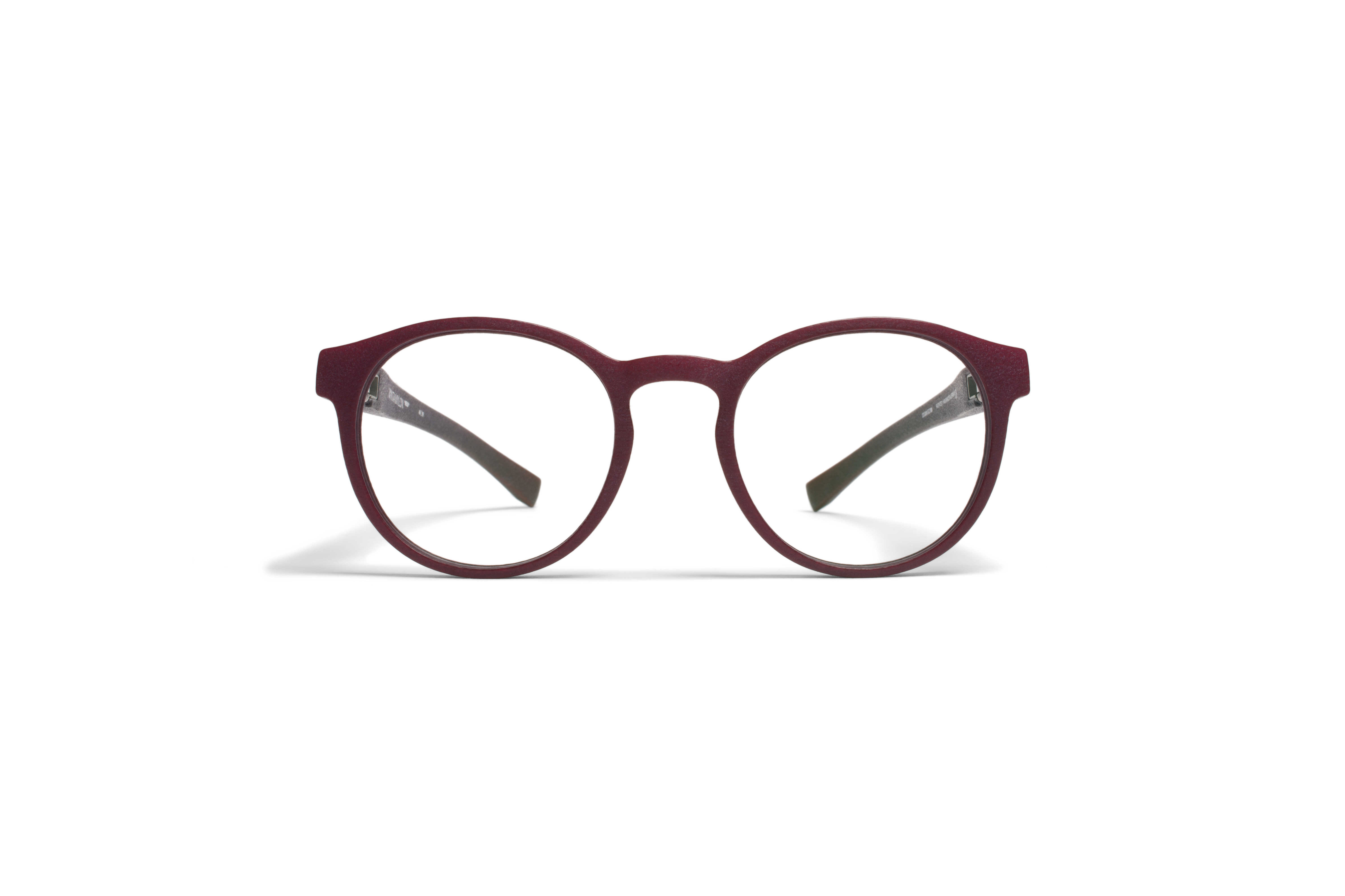 MYKITA Mylon Rx Neso Md24 New Aubergine Clear