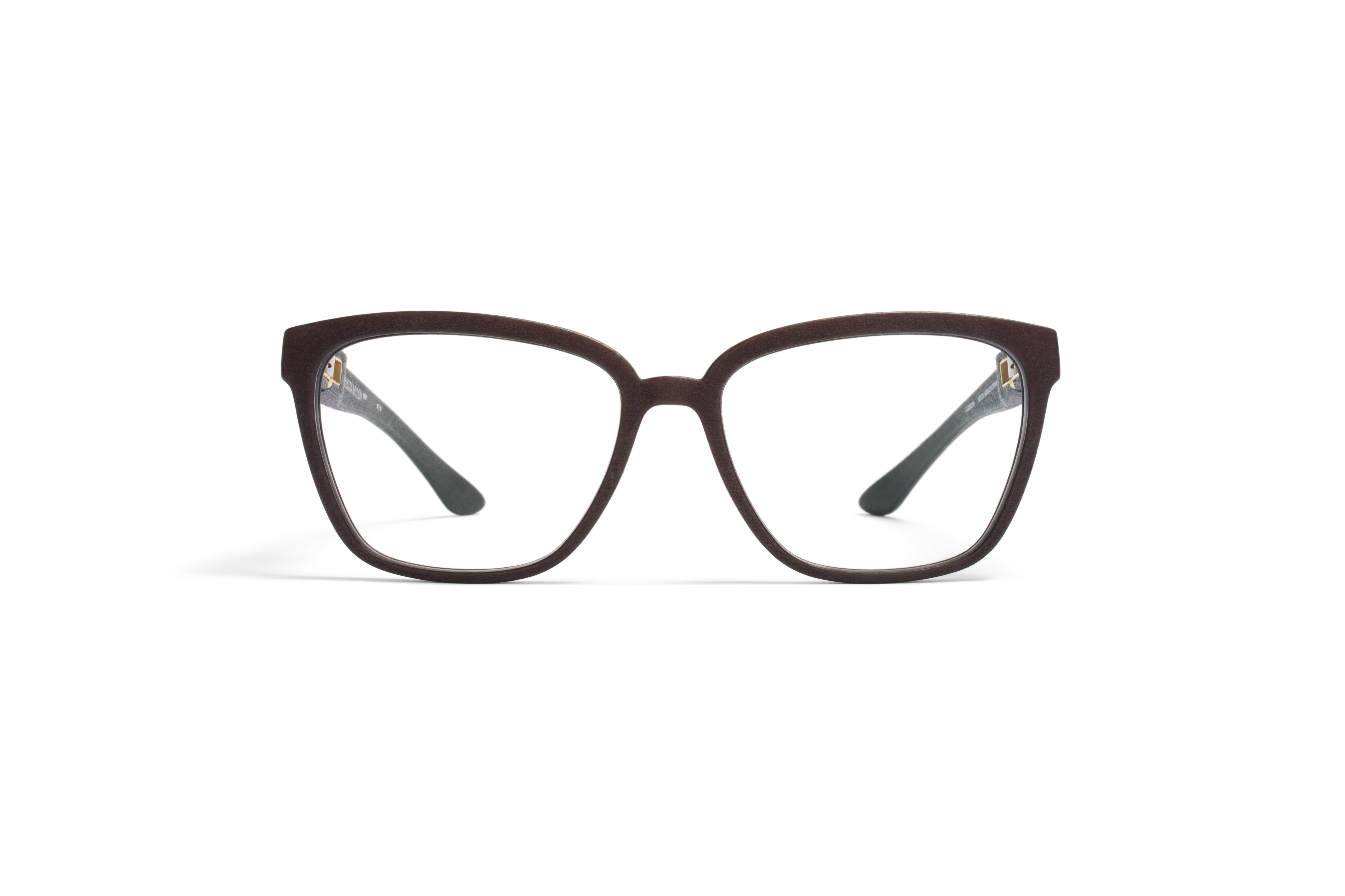 MYKITA Mylon Rx Nike Md22 Brown Clear