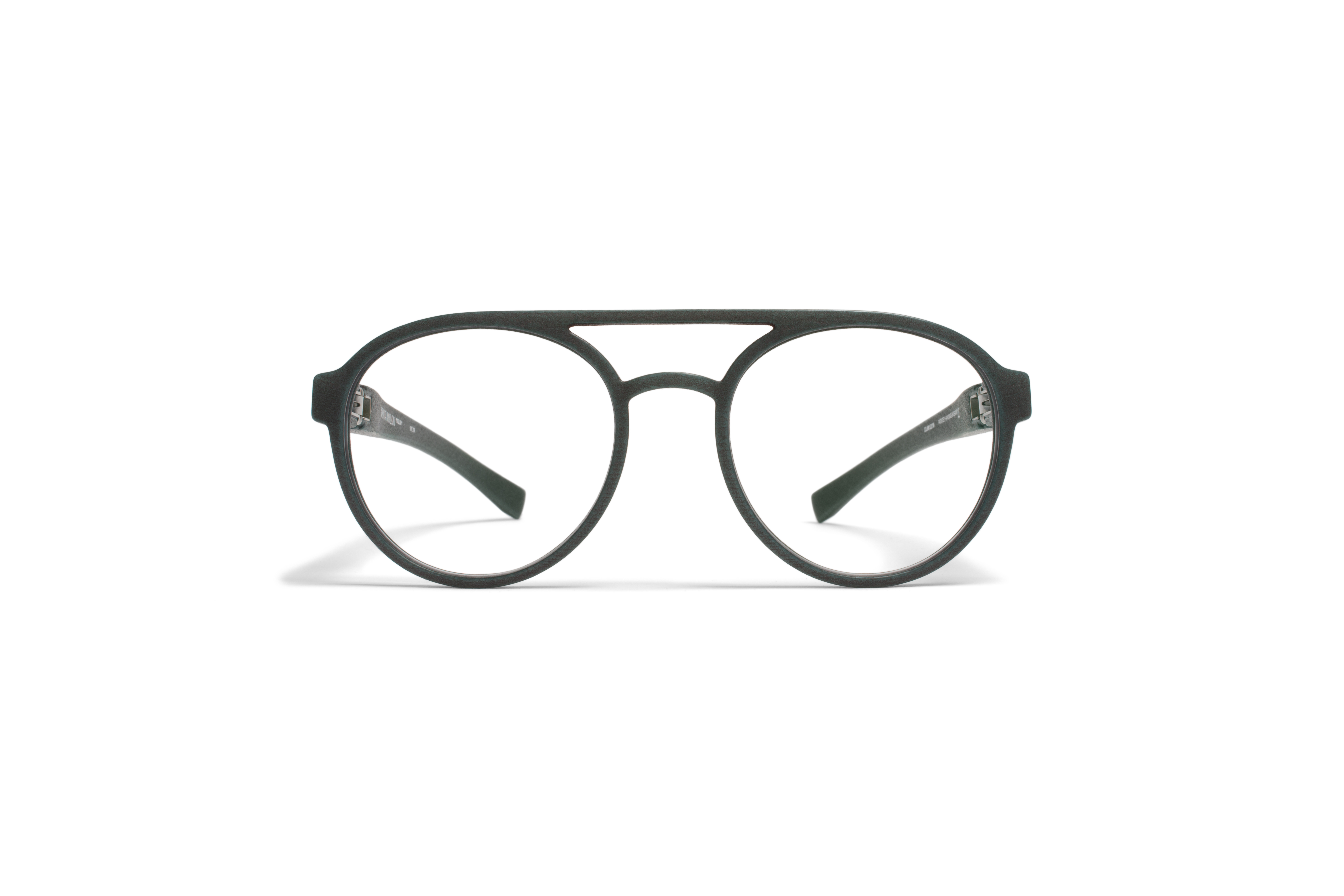 MYKITA Mylon Rx Pollux Md8 Storm Grey Clear