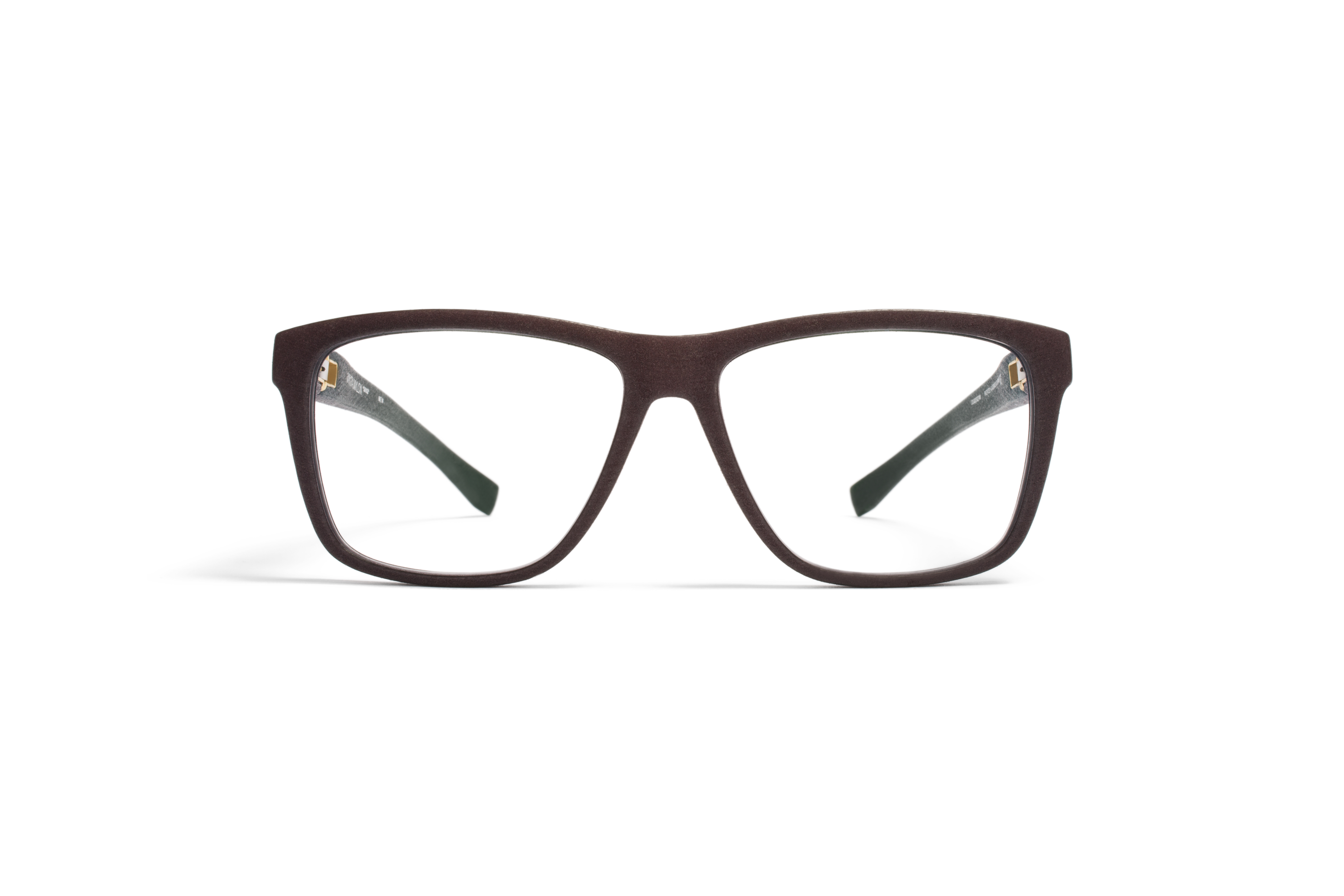 MYKITA Mylon Rx Soyuz Md22 Brown Clear