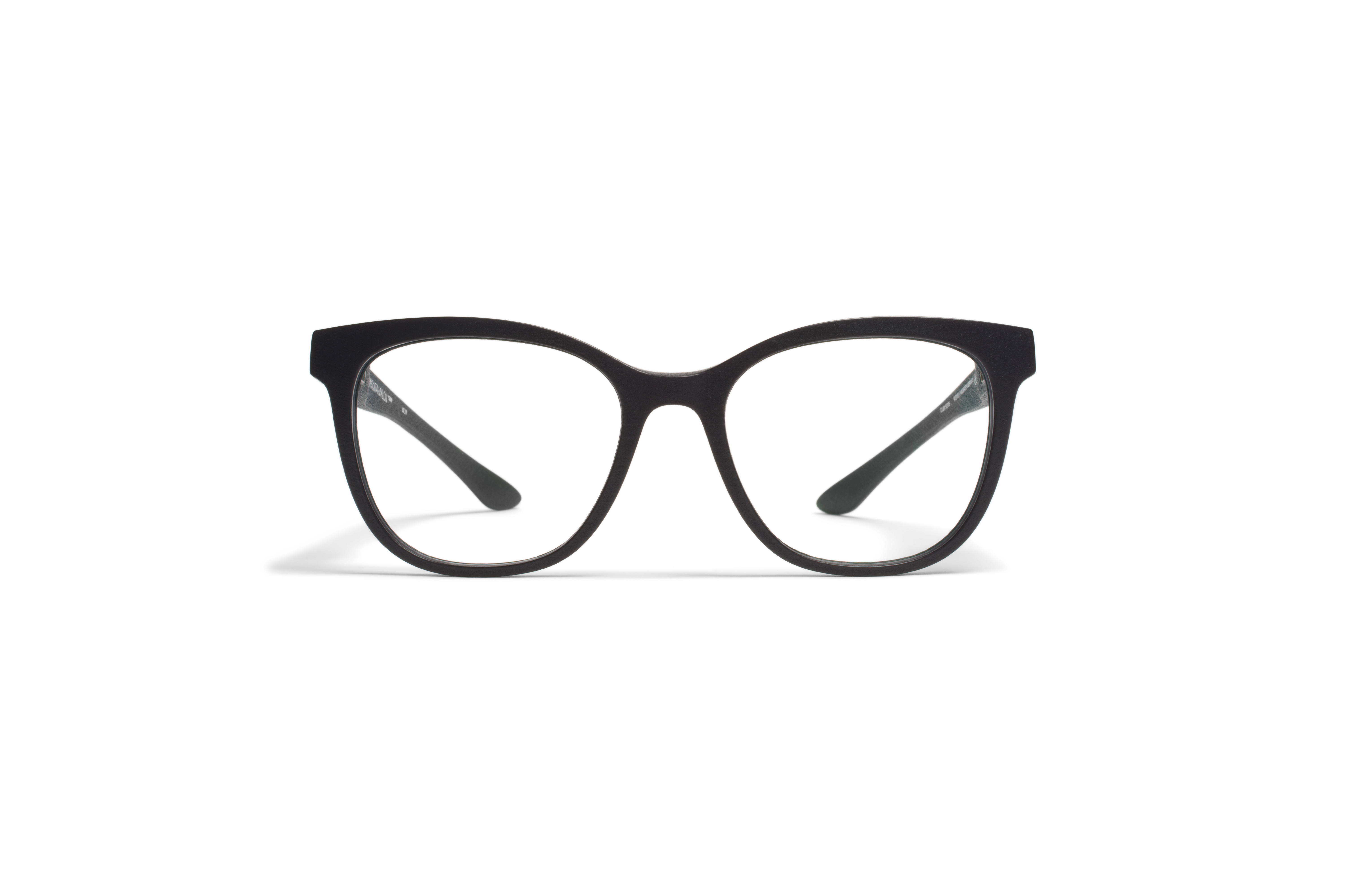 MYKITA Mylon Rx Suni Md1 Pitch Black Clear