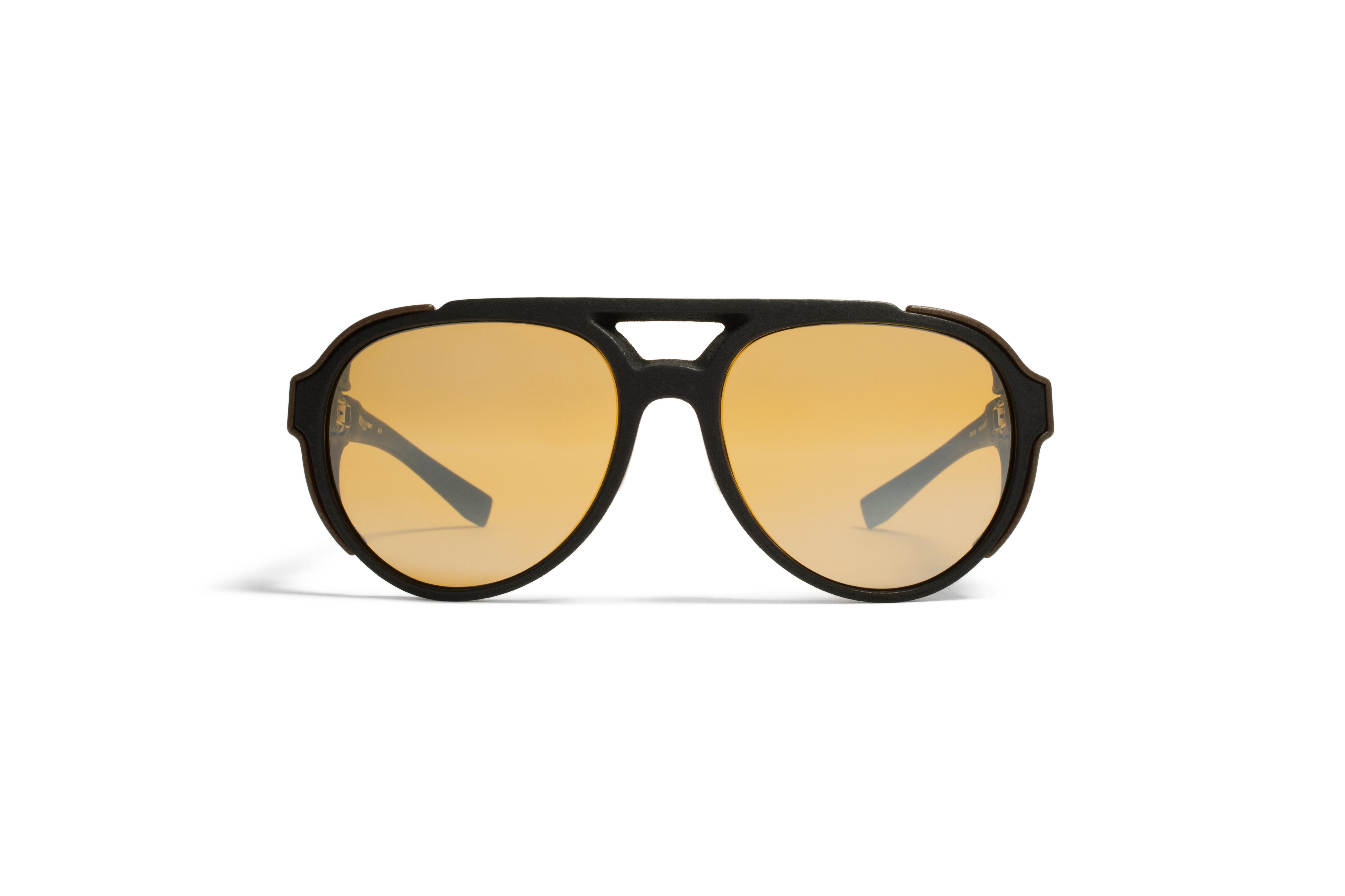 MYKITA Mylon Sun Bennett Mm1 Black Brown Maize Bi