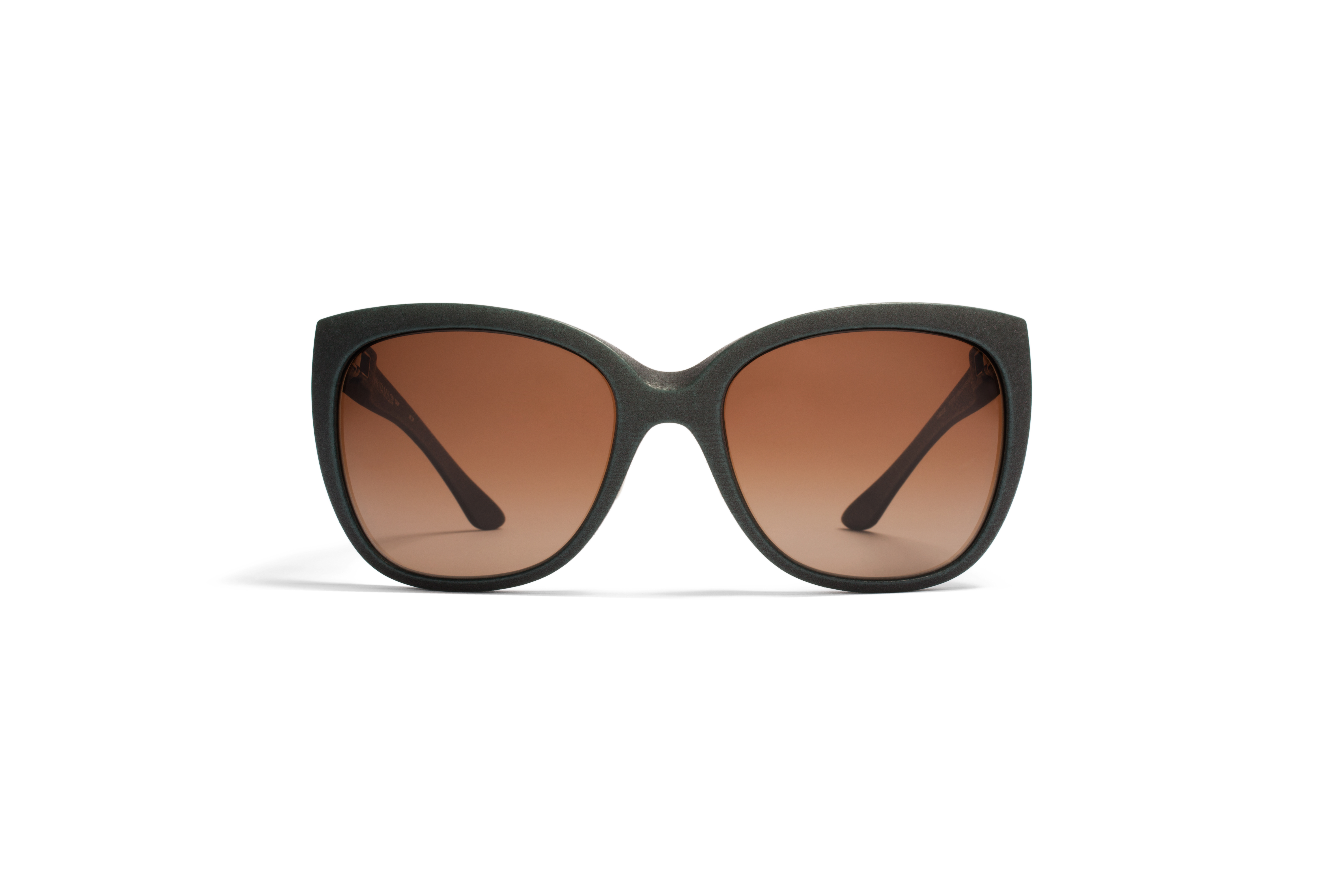 MYKITA Mylon Sun Gaia Md8 Grey Brown Brown Gradien546e67f8781ed