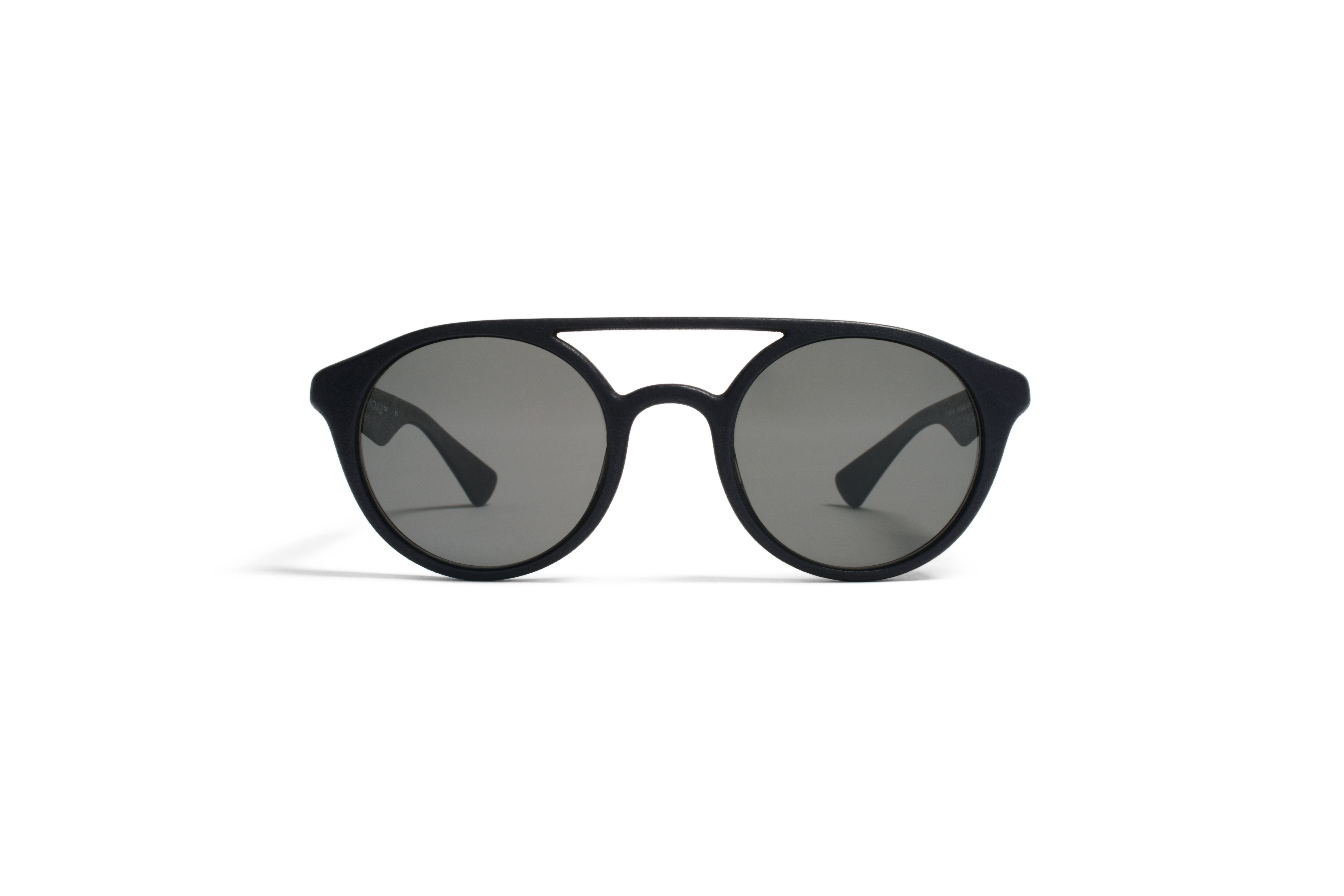 MYKITA Mylon Sun Gizmo Md1 Pitch Black Grey Polari537db9c78219b