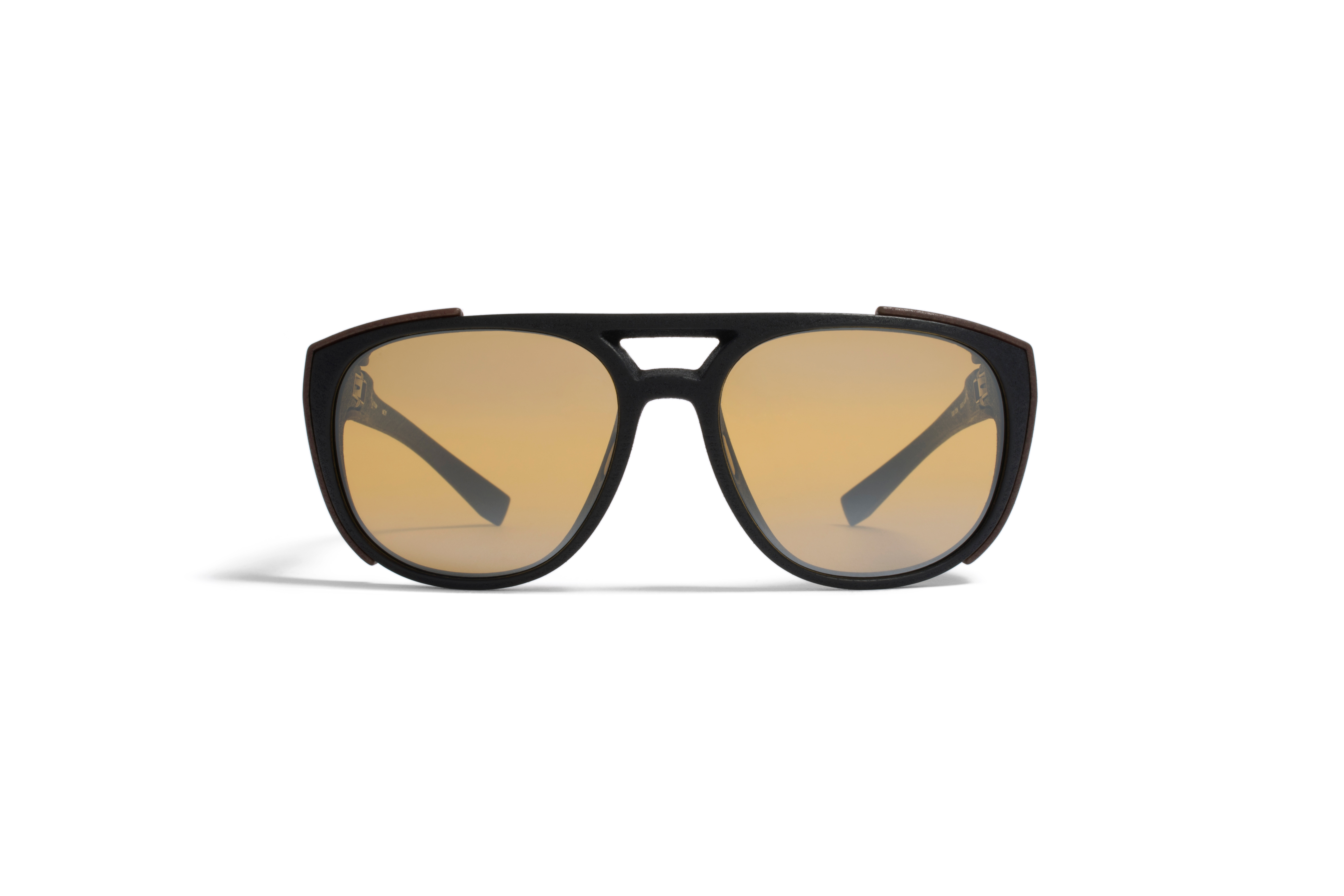 MYKITA Mylon Sun Sylvain Mm1 Black Brown