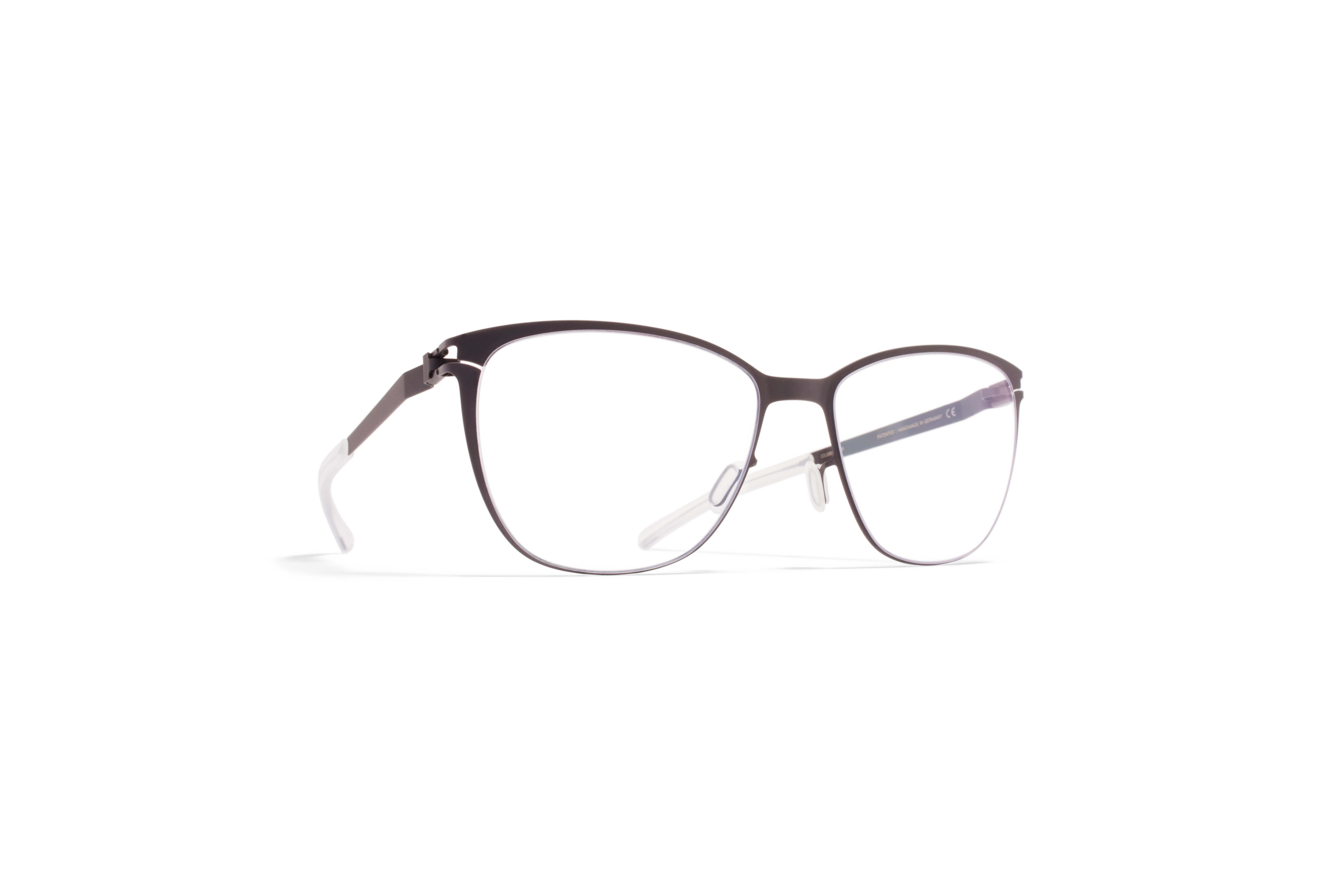 MYKITA No1 Rx Doro Blackberry Clear
