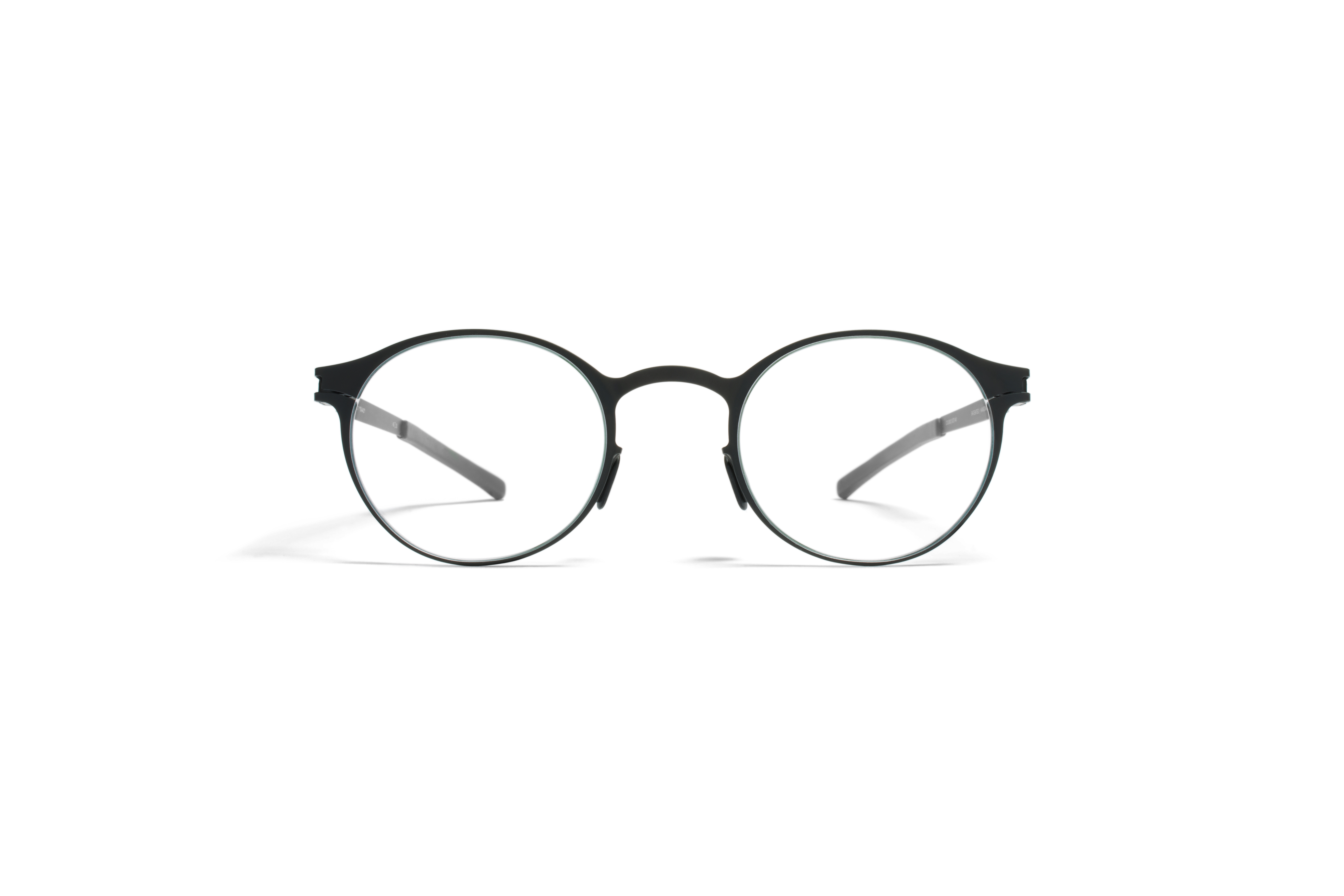 MYKITA No1 Rx Isaac Black Clear