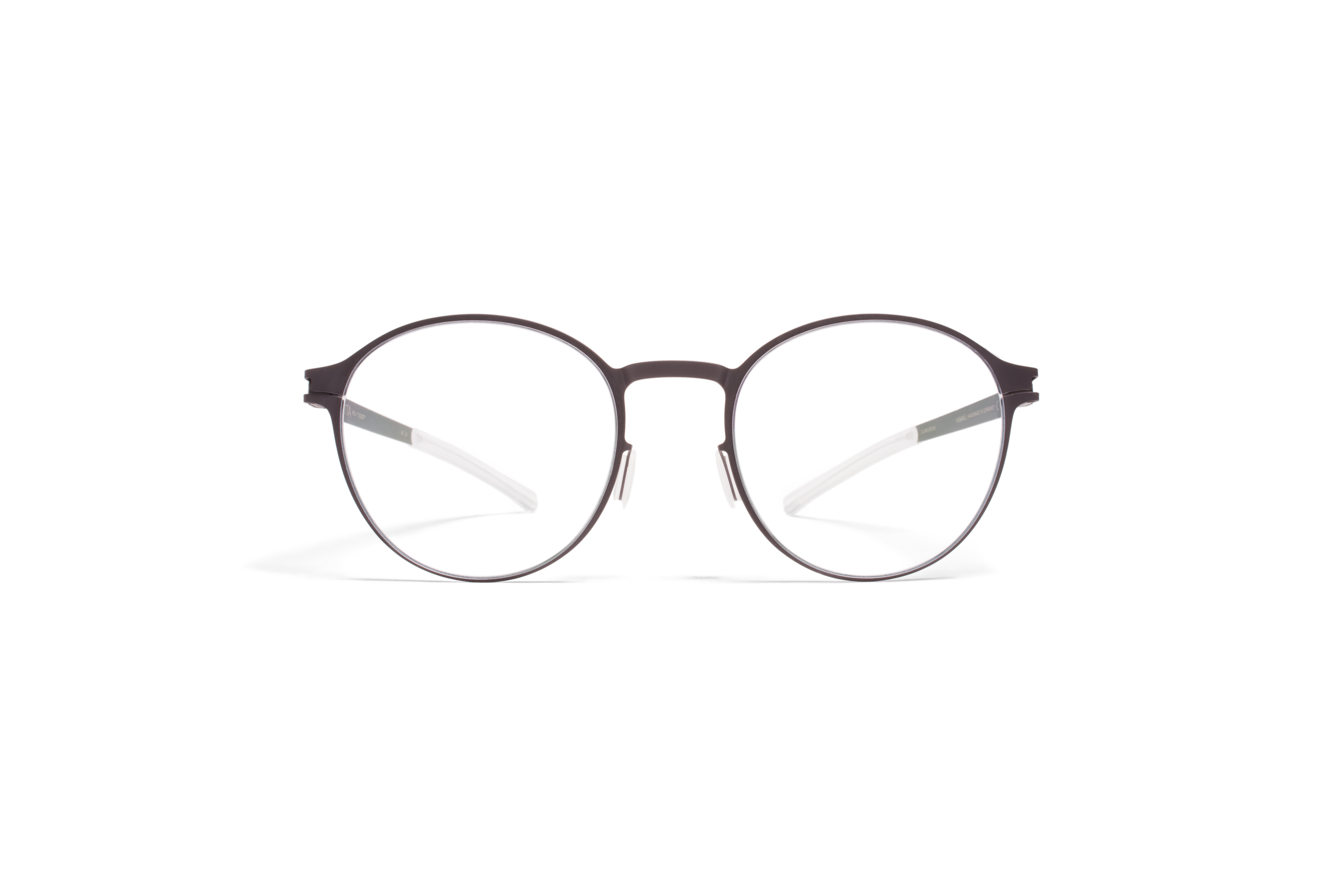 MYKITA No1 Rx Joost Blackberry Clear