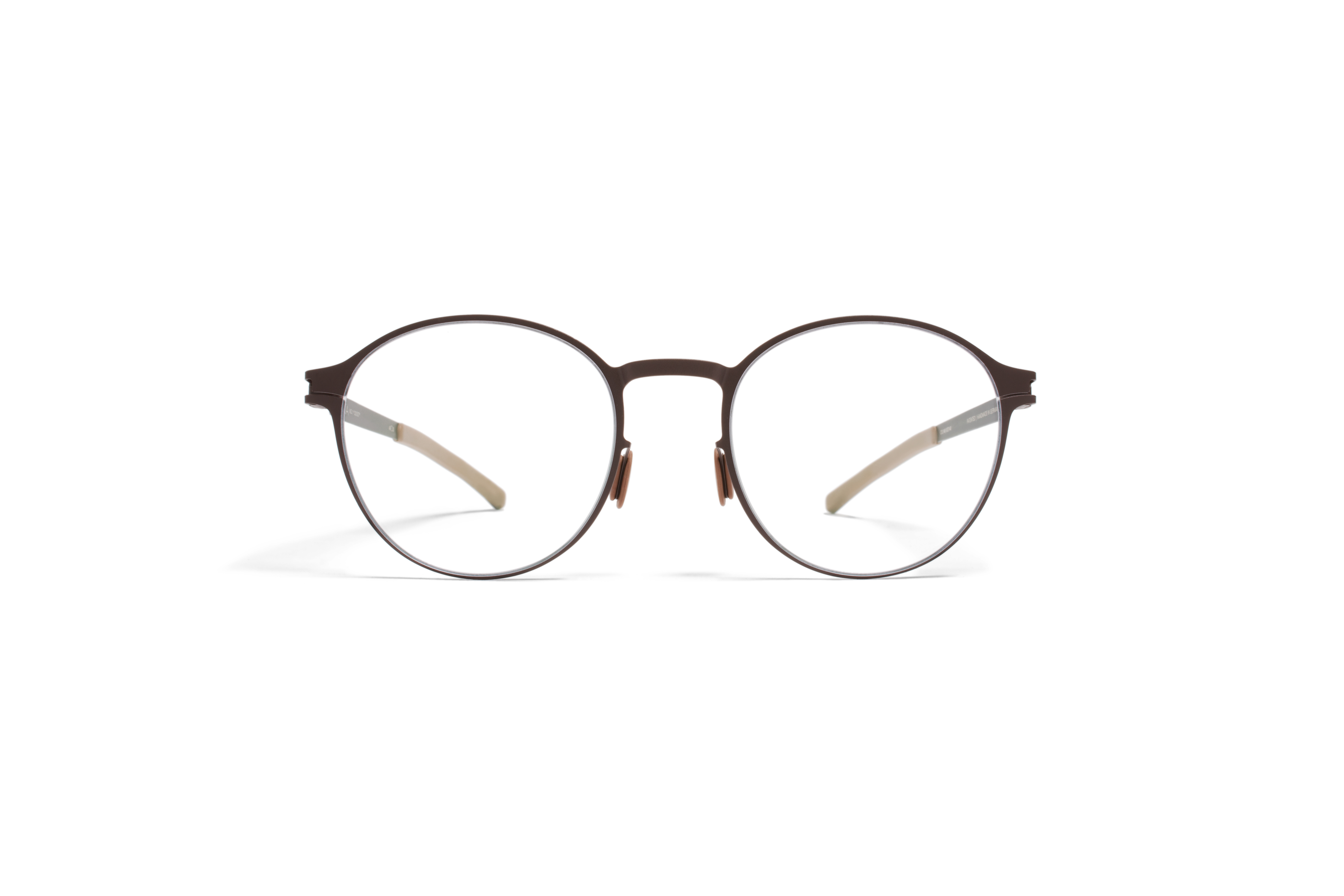 MYKITA No1 Rx Joost Darkbrown Clear