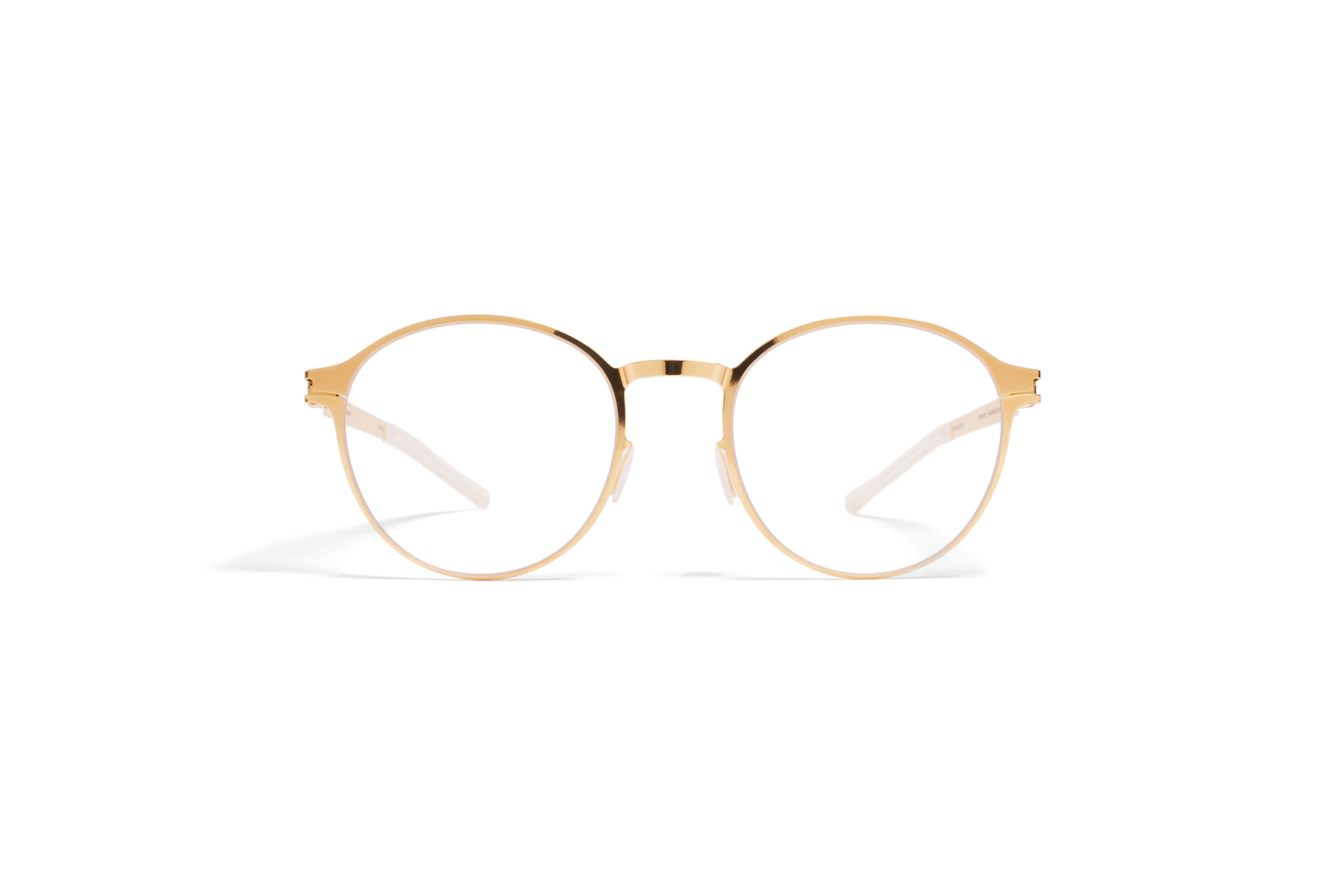 MYKITA No1 Rx Joost Glossygold Clear
