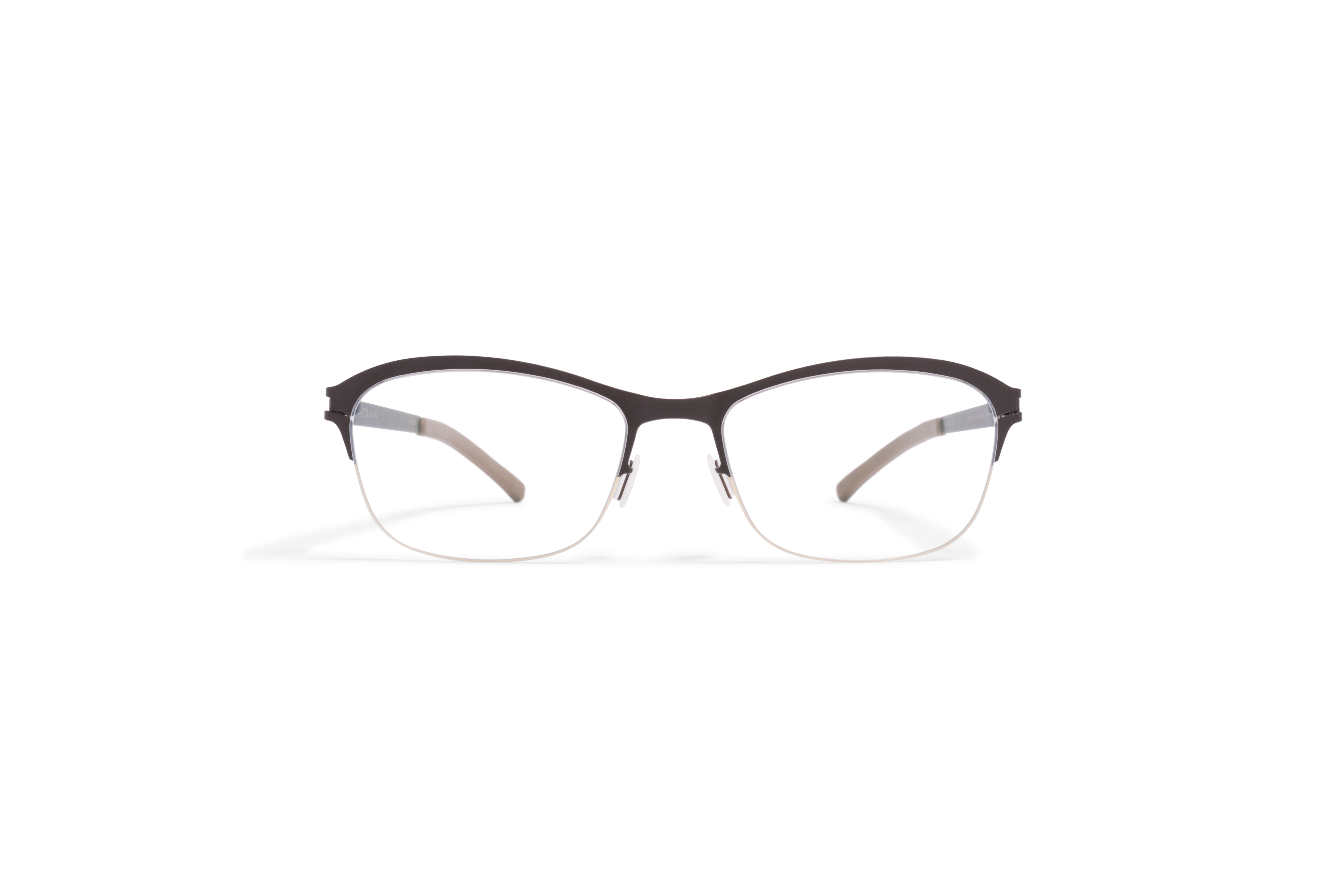 MYKITA No1 Rx Lil Gold Darkbrown