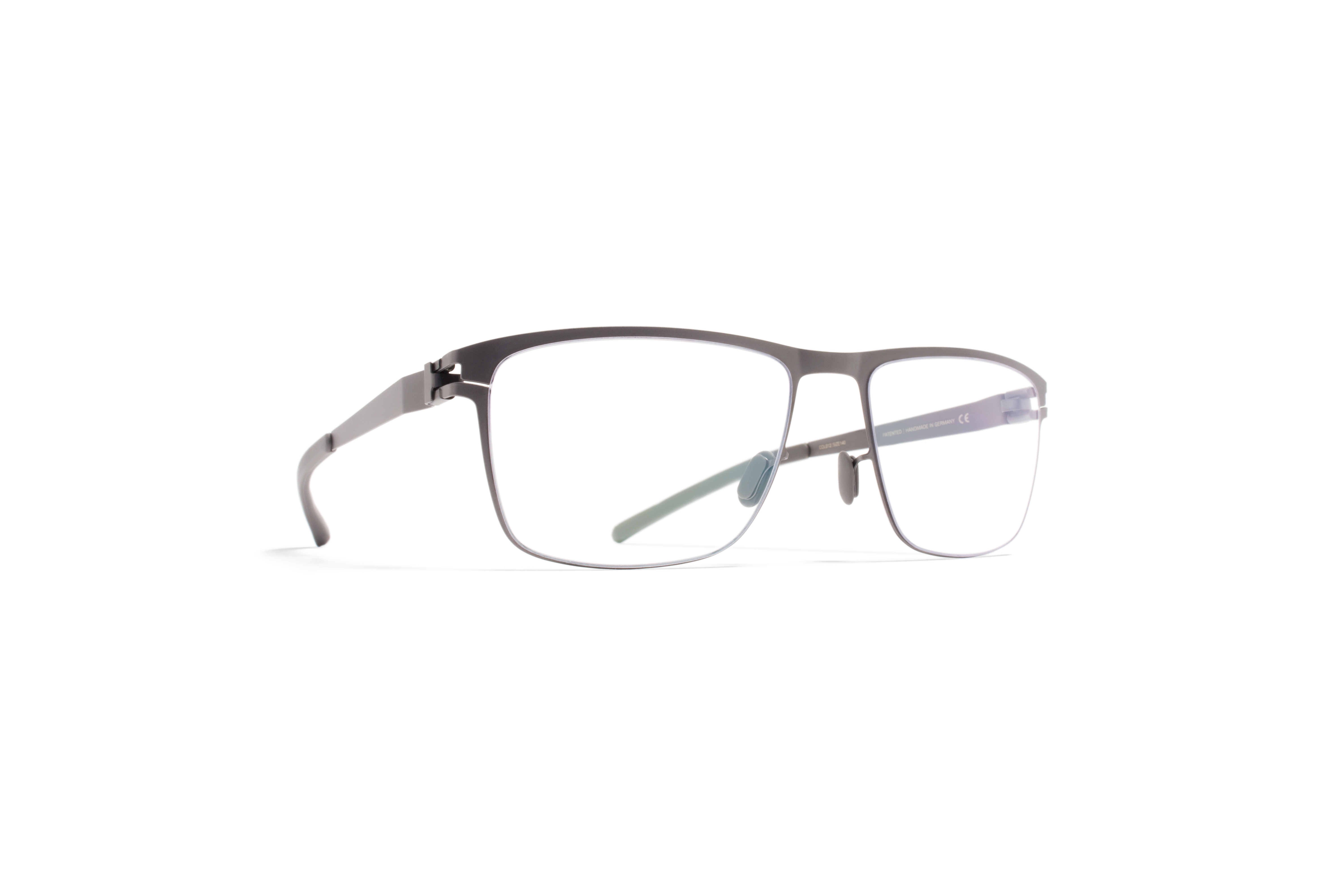 MYKITA No1 Rx Pawel Graphite Clear