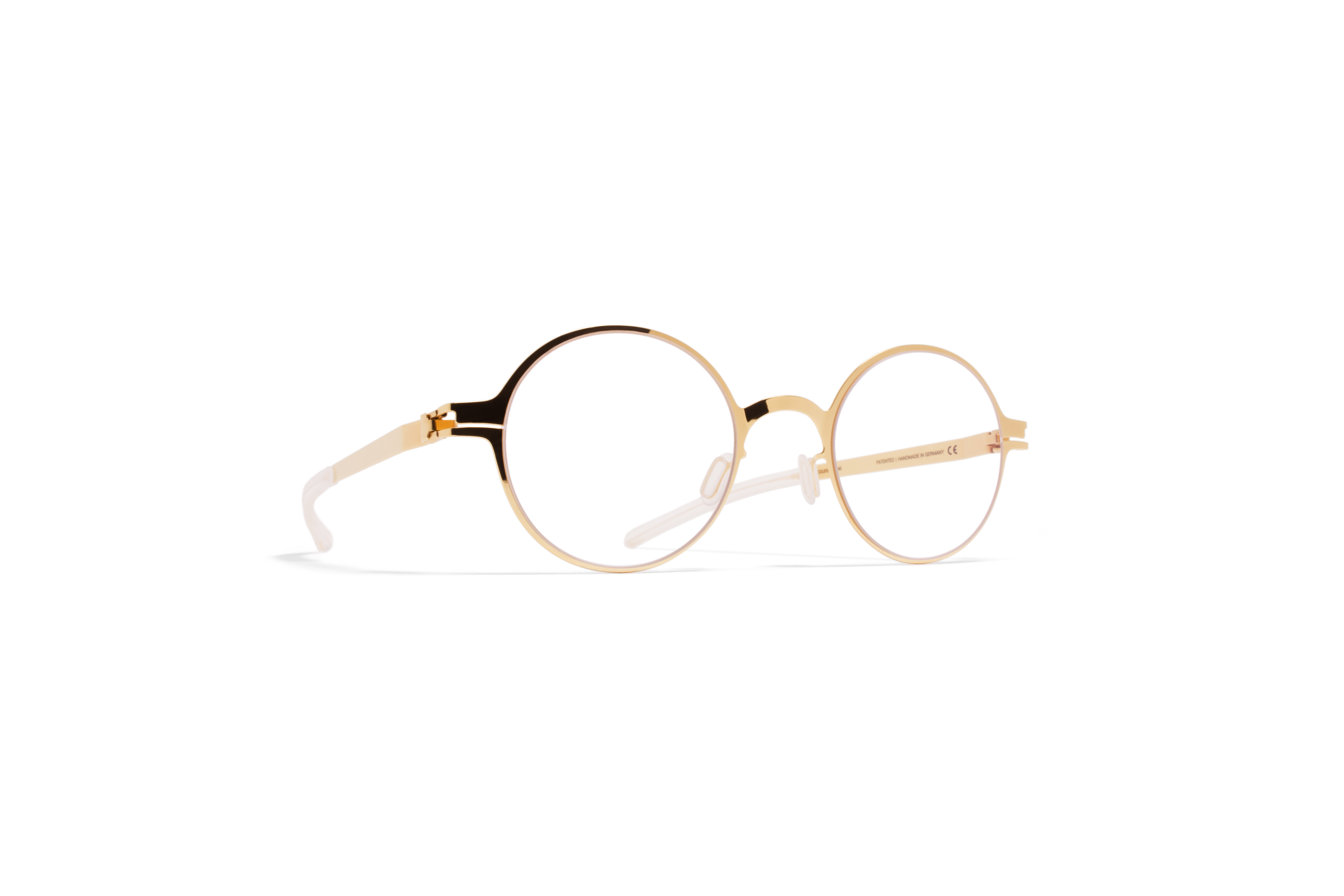 MYKITA No1 Rx Pit Glossygold Clear