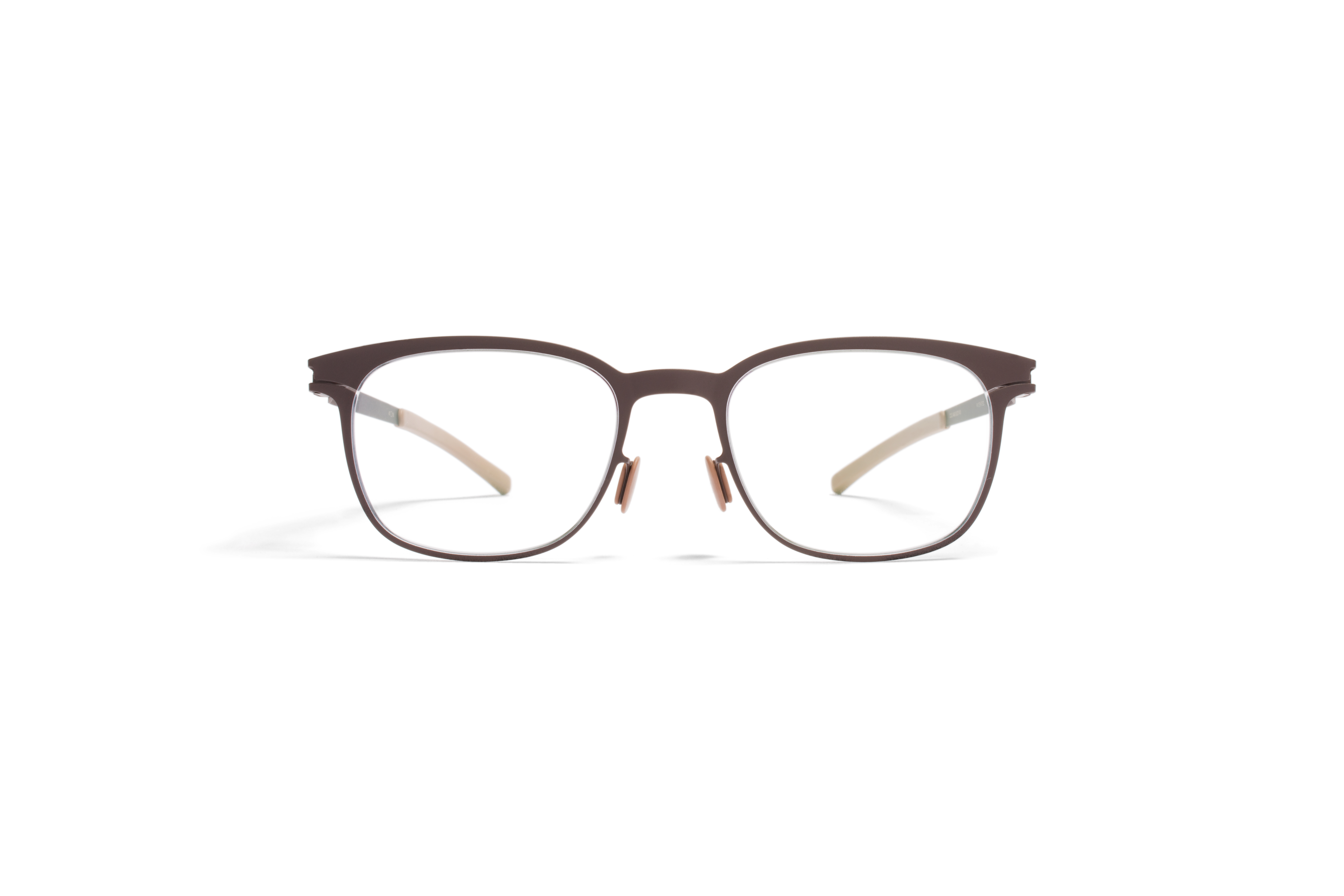 MYKITA No1 Rx Raoul Darkbrown Clear