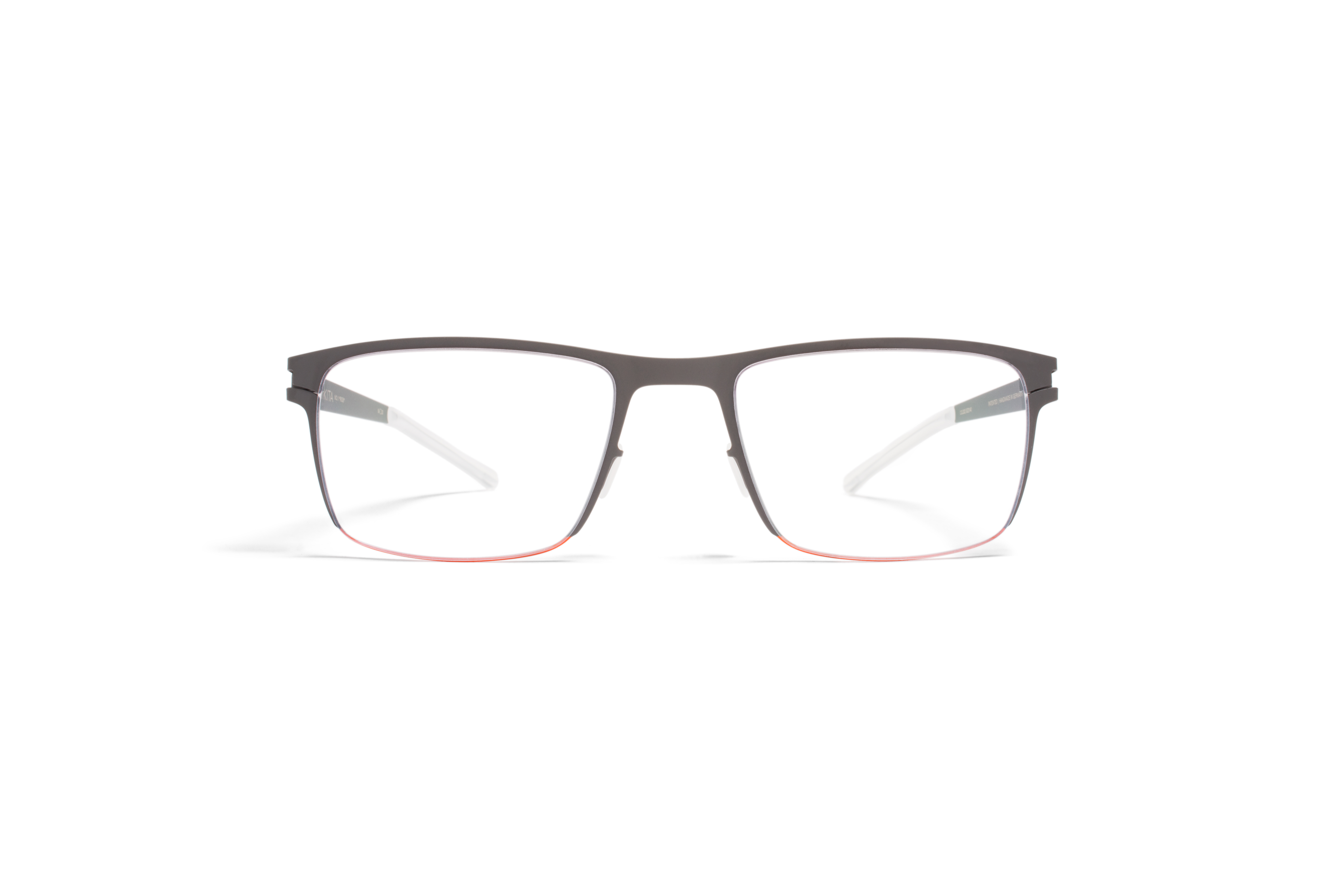 MYKITA No1 Rx Rob B8 Basalt Neonorange Clear