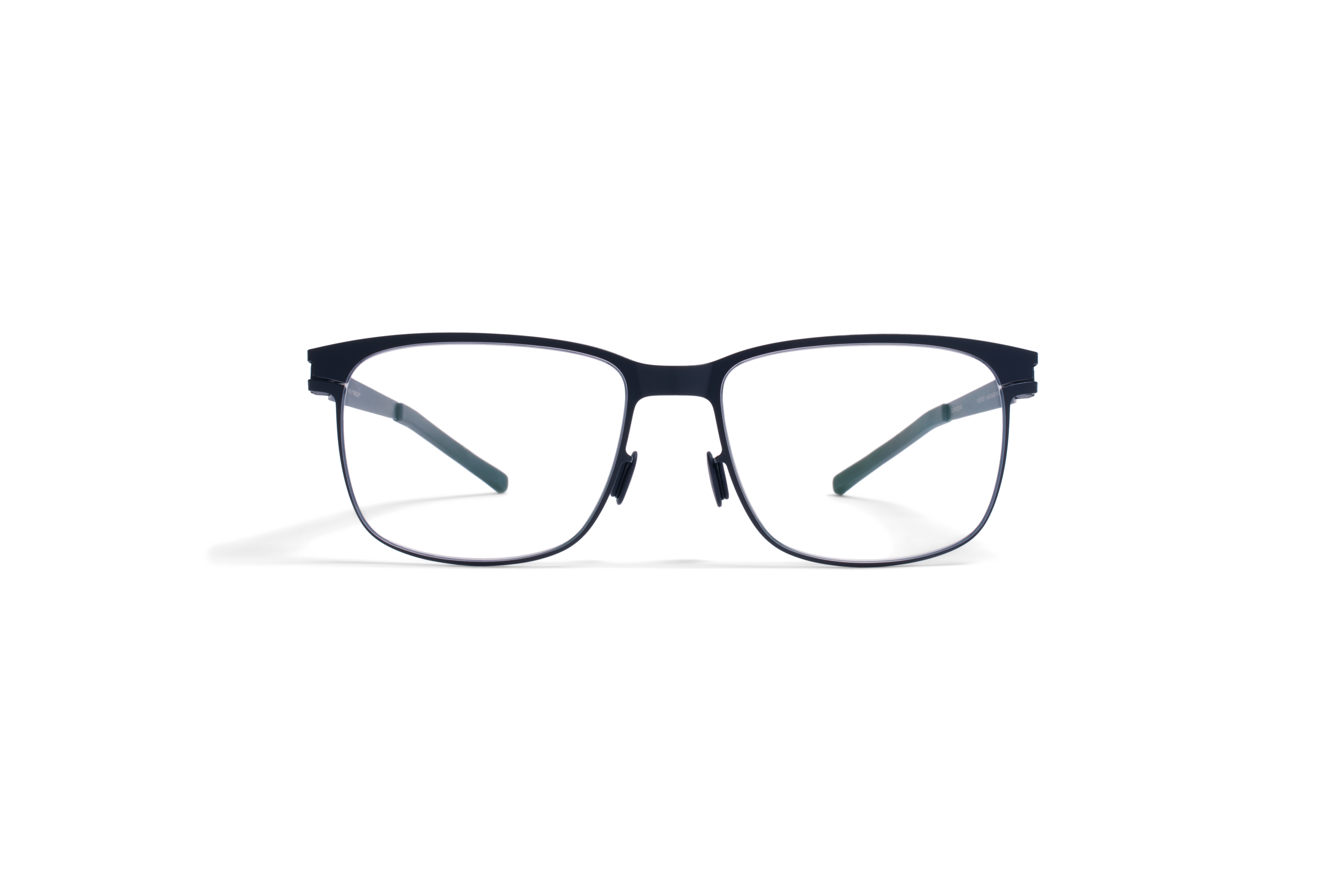 MYKITA No1 Rx Wesley Navy Clear